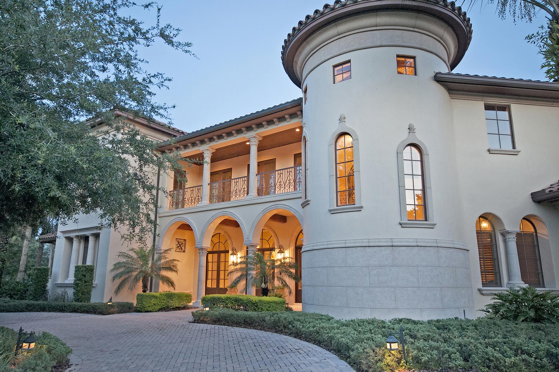 Single Family Home for Sale at LAKE NONA 9680 Sloane St Orlando, Florida, 32827 United States