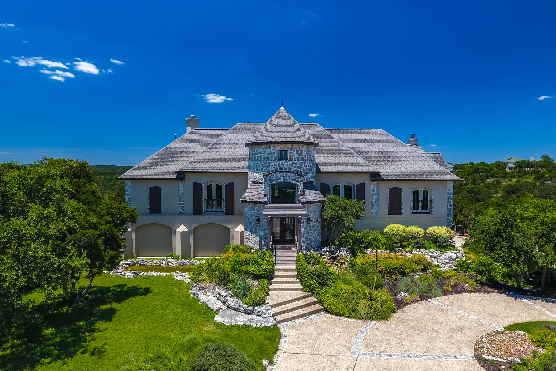 Single Family Home for Sale at Breathtaking Estate in Crownridge 6718 Wagner Way San Antonio, Texas 78256 United States
