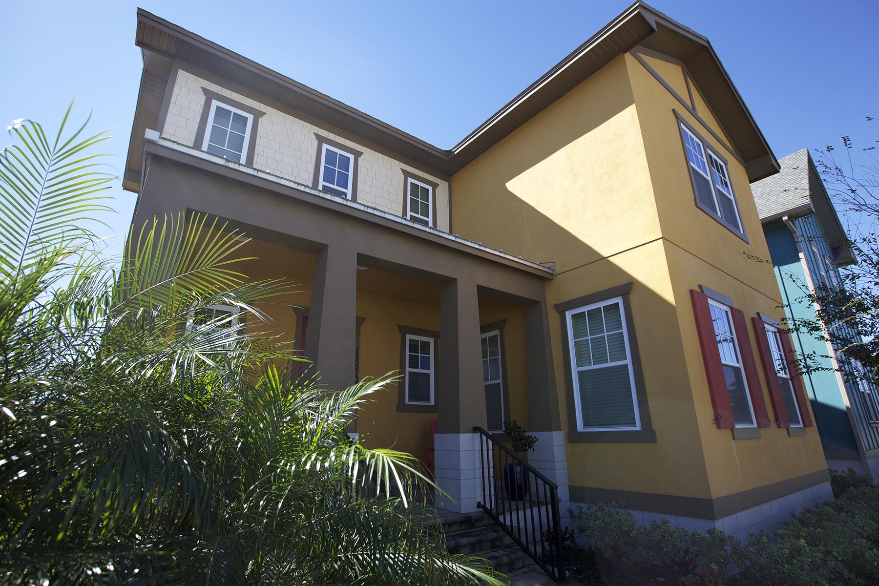 Single Family Home for Sale at LAKE NONA 7880 Laureate Blvd Orlando, Florida, 32827 United States