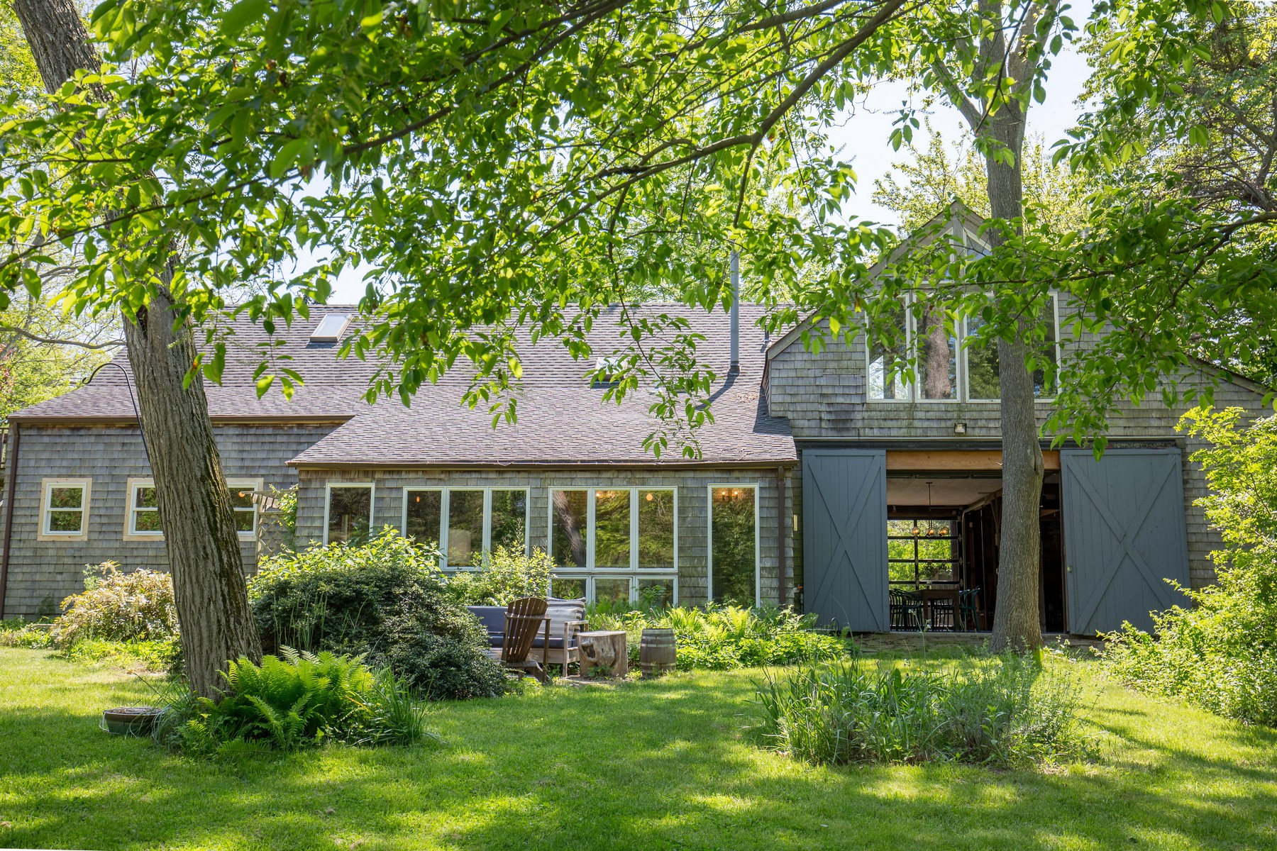 Single Family Home for Sale at Barn 622 Lighthouse Rd Southold, New York, 11971 United States