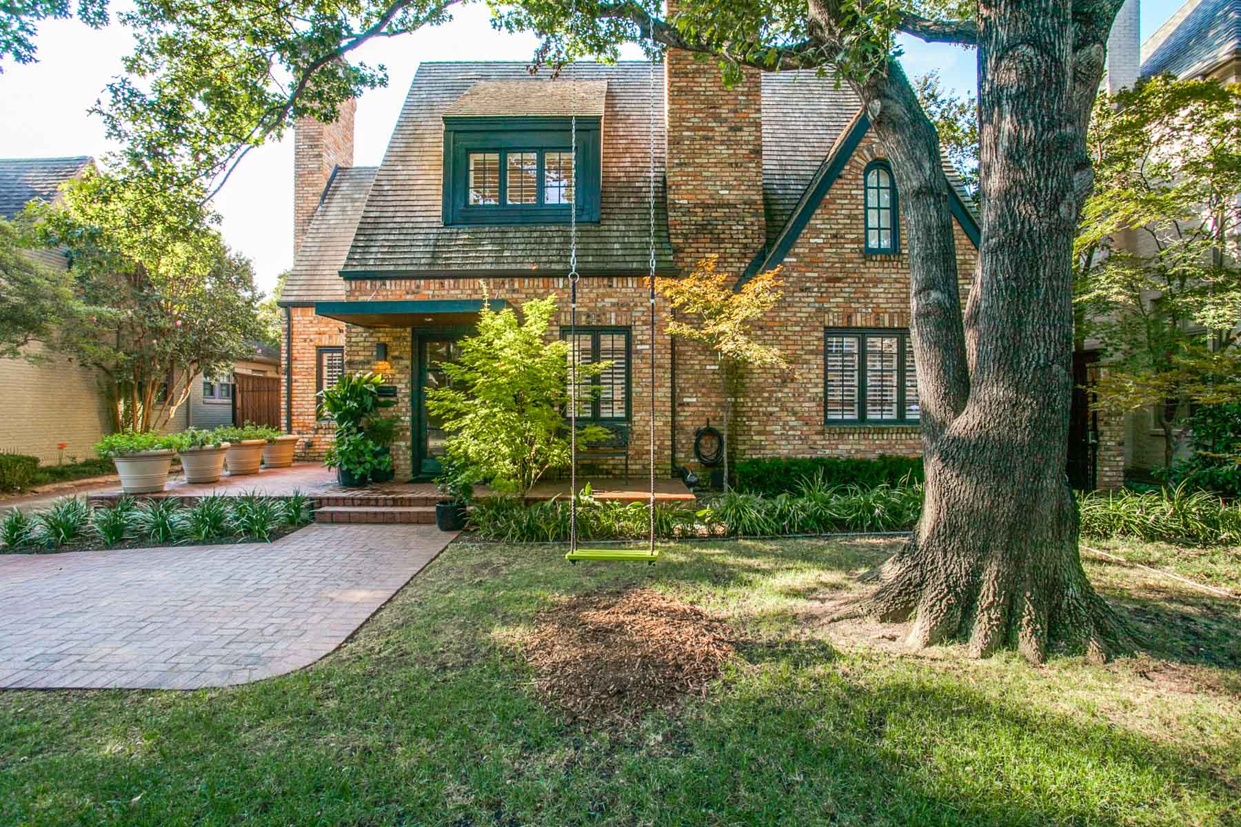 一戸建て のために 売買 アット 4437 Livingston Avenue, Highland Park Highland Park, テキサス, 75205 アメリカ合衆国