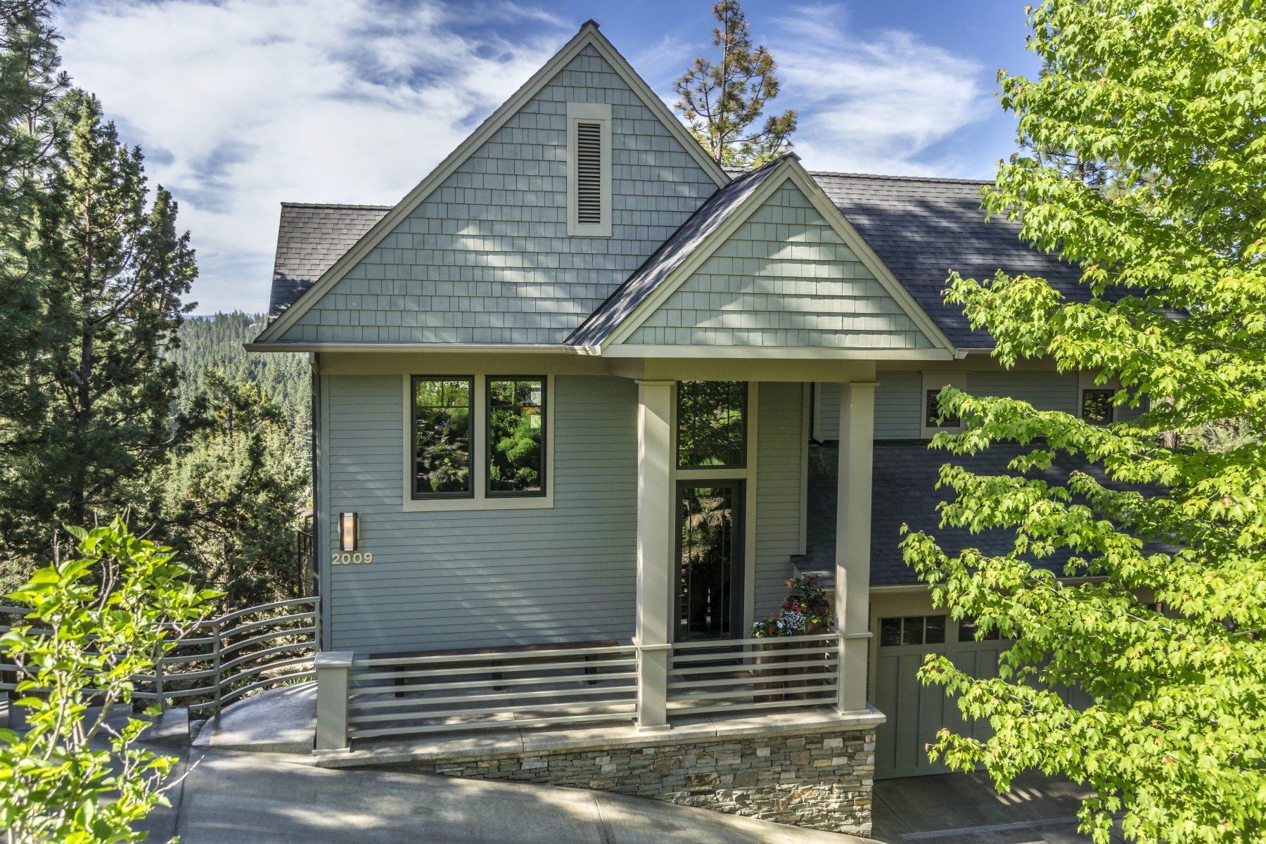 Casa para uma família para Venda às West Hills 2009 NW Trenton Ave Bend, Oregon 97701 Estados Unidos