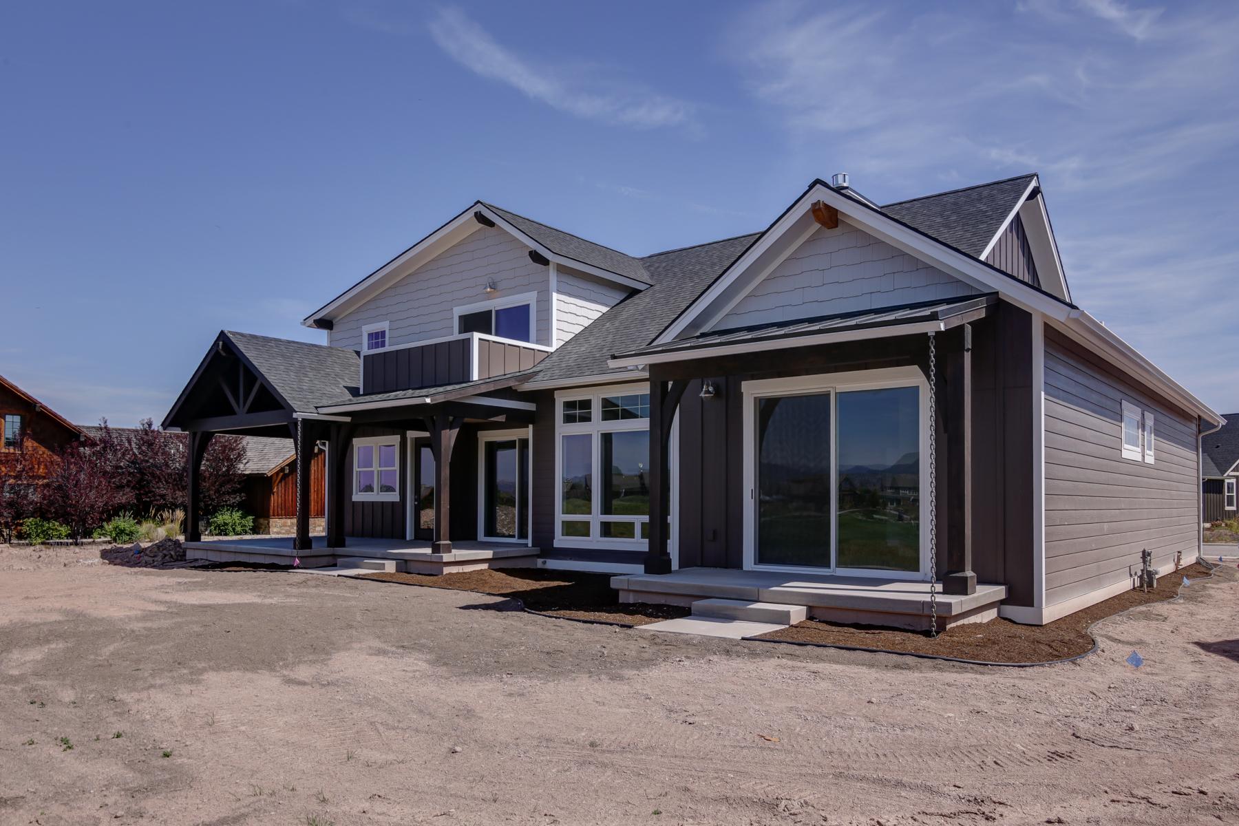 独户住宅 为 销售 在 2733 Bunkhouse Pl 2733 Bunkhouse 米苏拉, 蒙大拿州, 59808 美国
