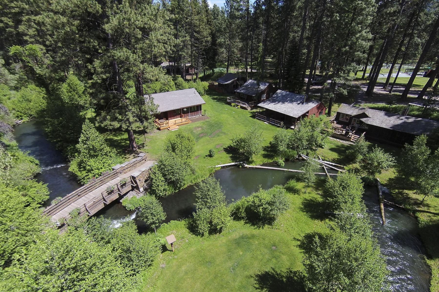 部分所有权 为 销售 在 Camp Sherman 13375 SW Forest Service Rd Ca 26 Camp Sherman, 俄勒冈州 97730 美国