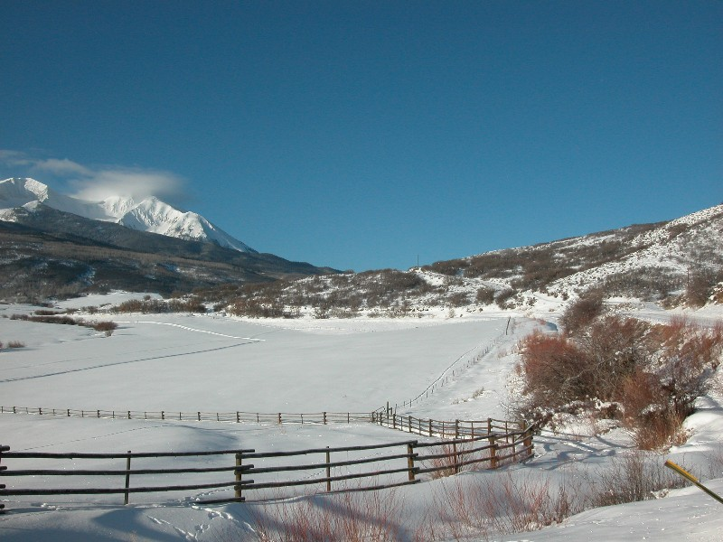 Property Of Sopris Mountain Ranch