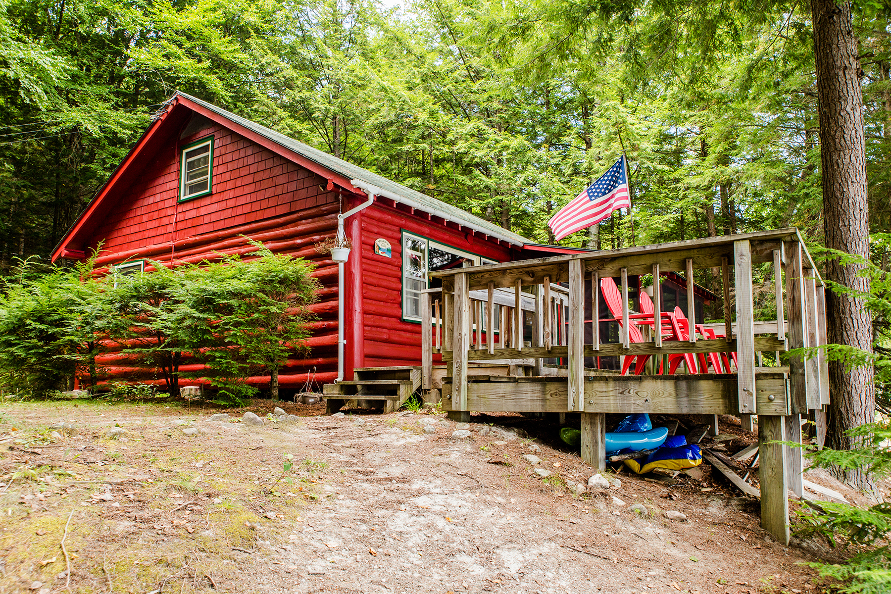Additional photo for property listing at Friends Lake Family Compound 11 & 23  Mills Rd Chester, New York 12817 États-Unis