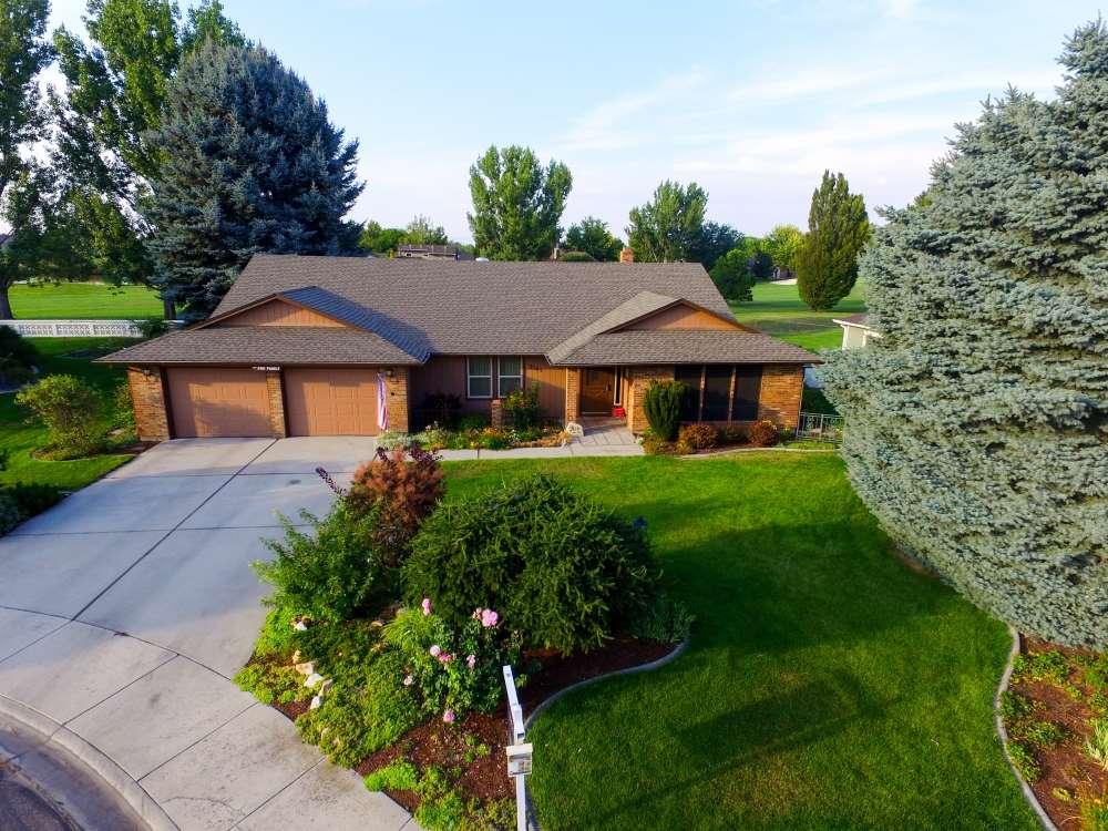 Vivienda unifamiliar por un Venta en 2145 Turnberry Way, Meridian 2145 N Turnberry Way Meridian, Idaho, 83646 Estados Unidos