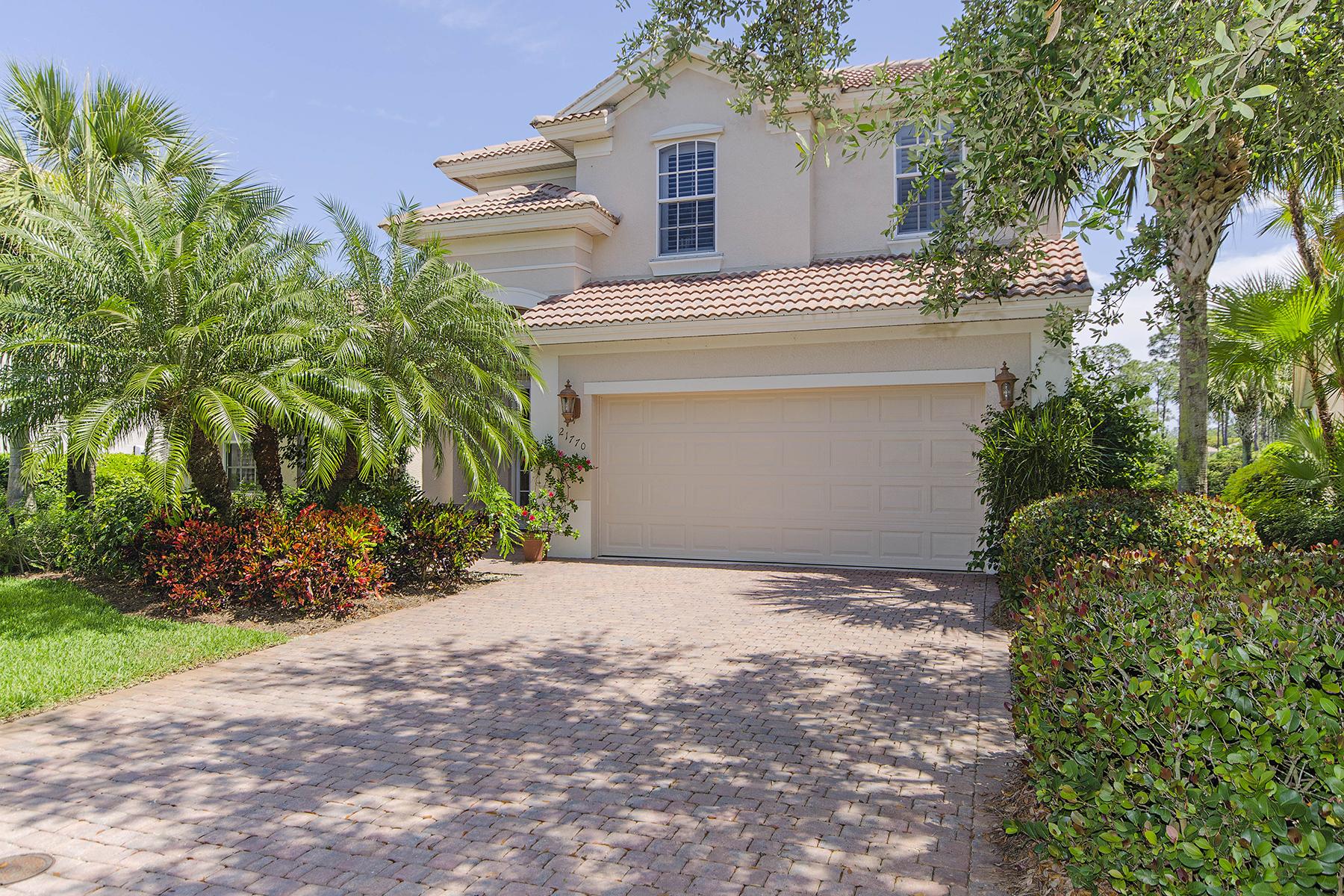 Maison unifamiliale pour l Vente à THE BROOKS - SHADOW WOOD - LONGLEAF 21770 Longleaf Trail Dr Bonita Springs, Florida 34135 États-Unis