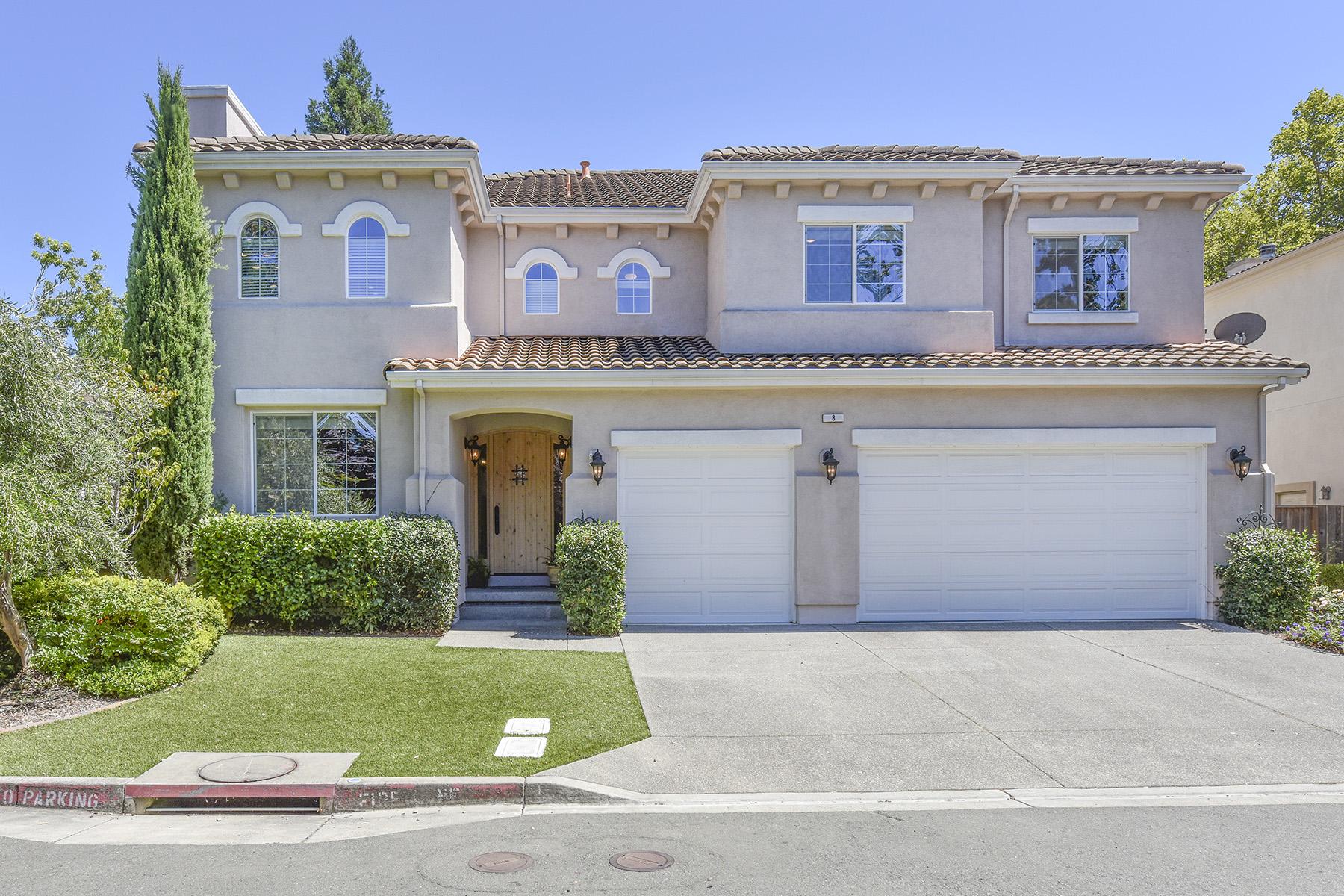 Casa Unifamiliar por un Venta en 8 Noble Ln, Napa, CA 94558 8 Noble Ln Napa, California, 94558 Estados Unidos