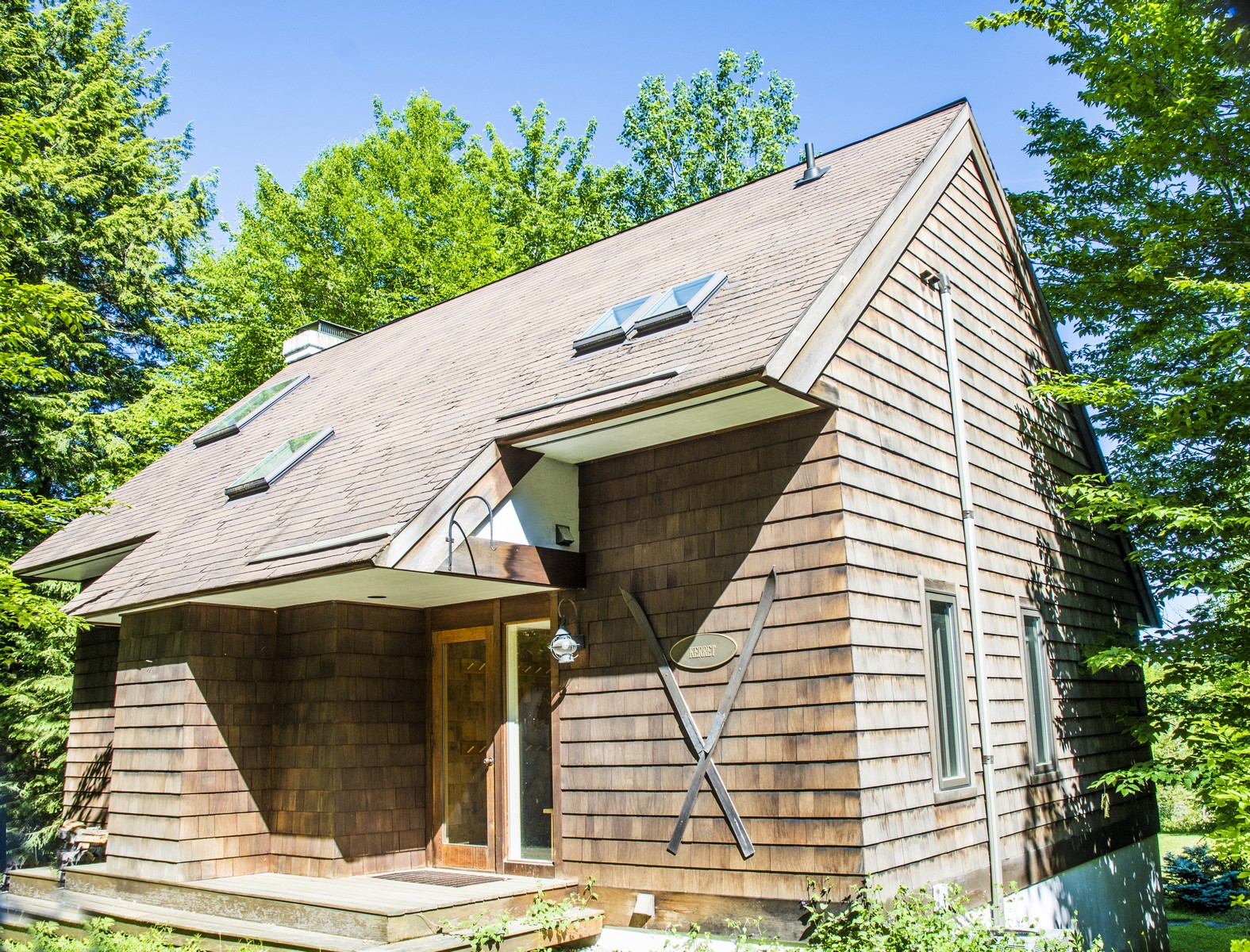 Single Family Home for Sale at 1 Todd Hill Road, Winhall 1 Todd Hill Rd Winhall, Vermont, 05340 United States