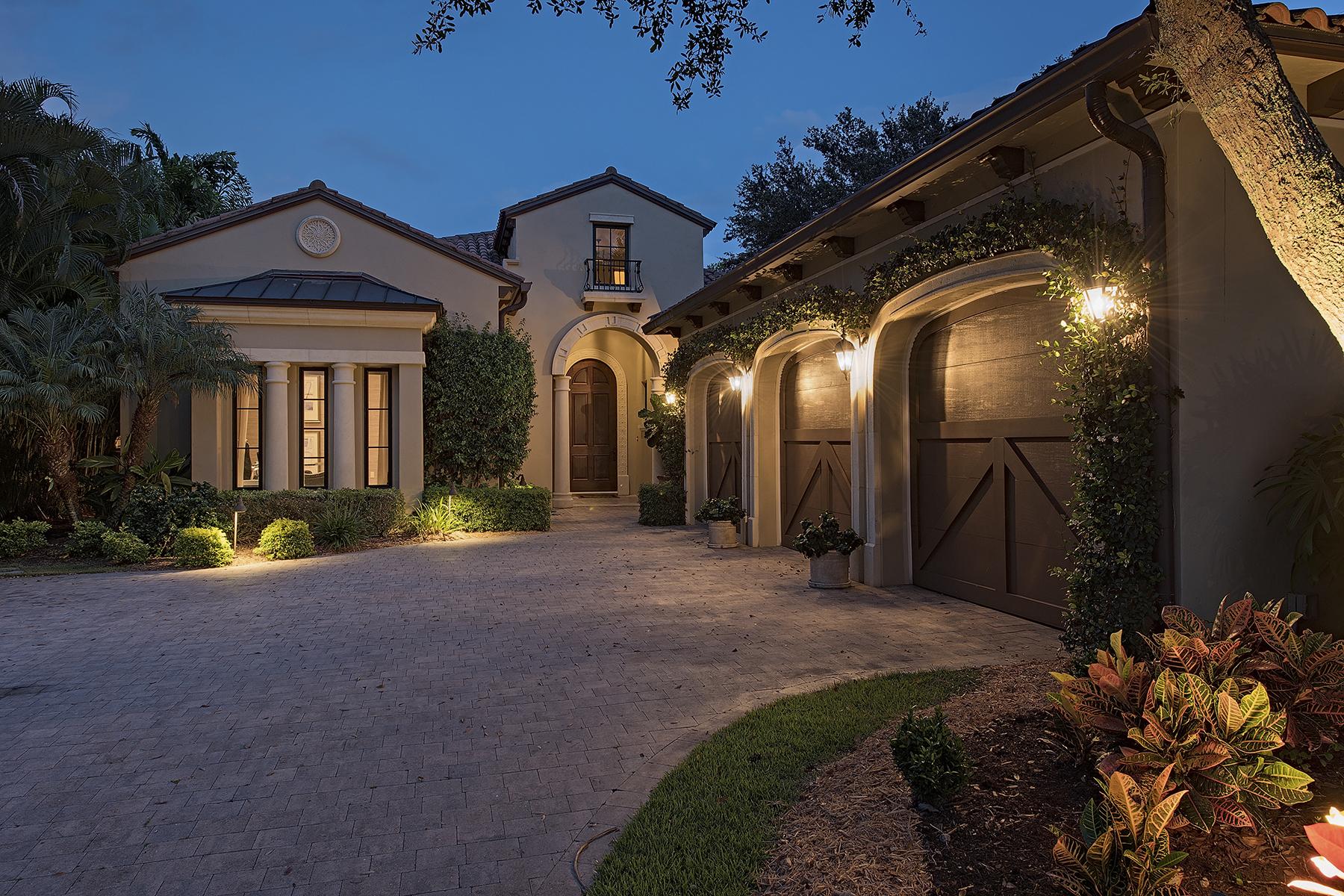 Nhà ở một gia đình vì Bán tại GREY OAKS - ESTUARY AT GREY OAKS 1504 Marsh Wren Ln Naples, Florida 34105 Hoa Kỳ