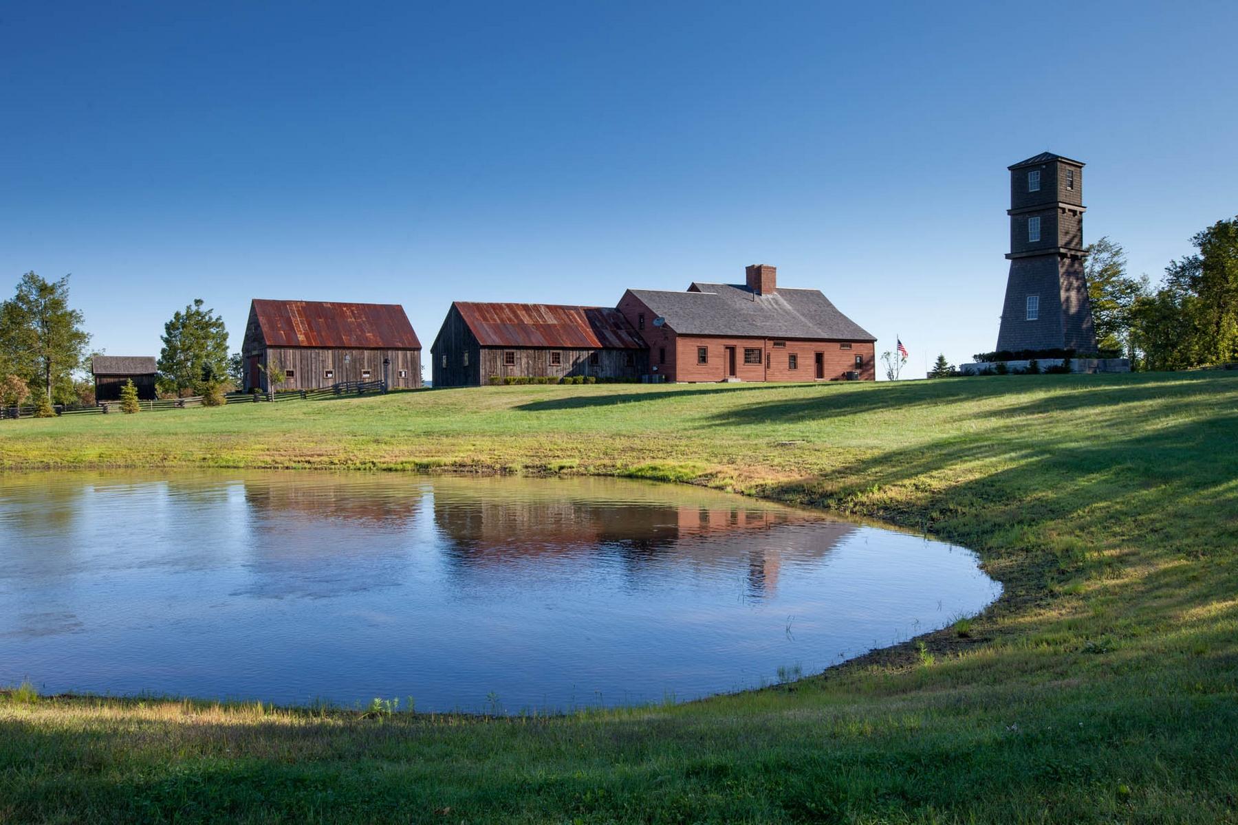 Частный односемейный дом для того Продажа на 1246 Province Road, Gilmanton 1246 Province Rd Gilmanton, Нью-Гэмпшир 03237 Соединенные Штаты