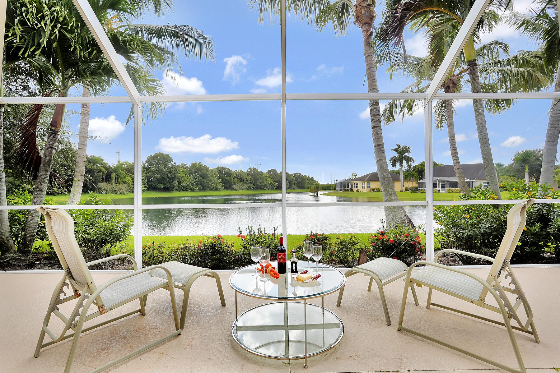 단독 가정 주택 용 매매 에 ORCHARDS 7871 Gardner Dr Naples, 플로리다 34109 미국