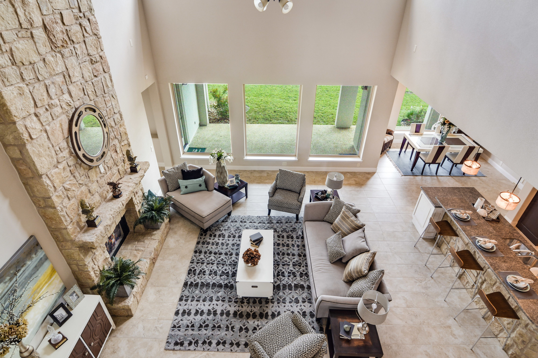 Additional photo for property listing at Stunning Mediterranean Estate in The Dominion 6318 Sevilla Way San Antonio, Texas 78257 United States