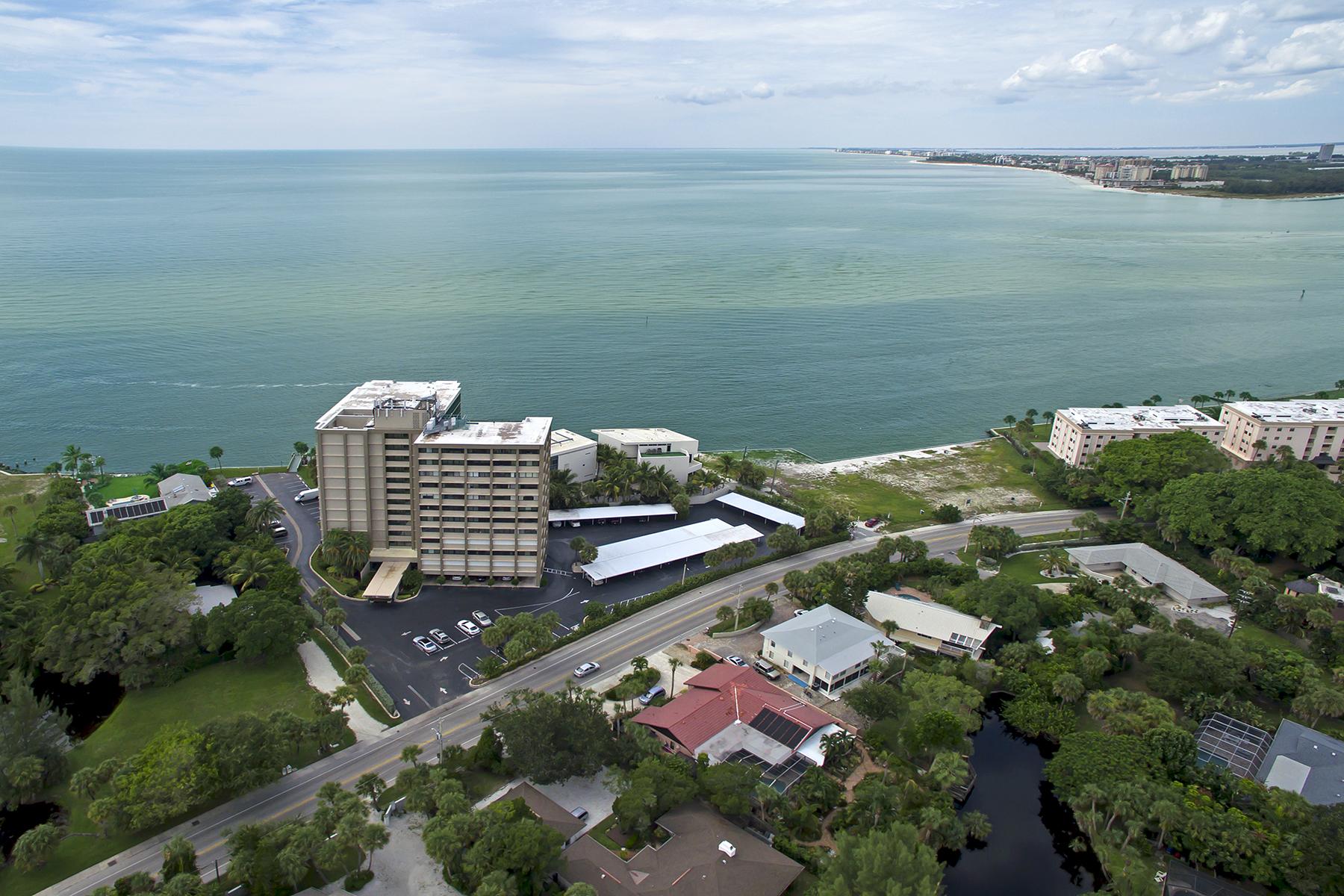 Appartement en copropriété pour l Vente à SIESTA TOWERS 4822 Ocean Blvd 5C Sarasota, Florida 34242 États-Unis