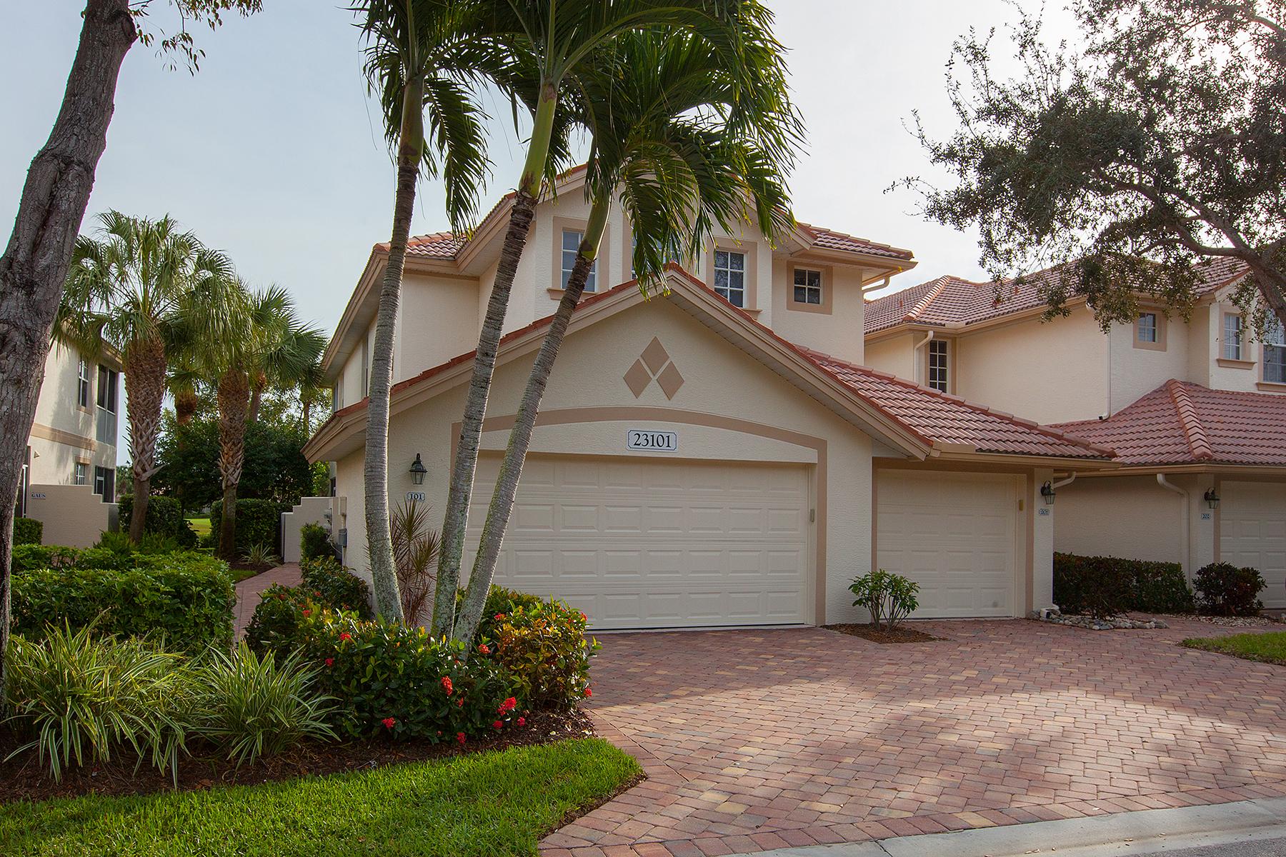 Condomínio para Venda às MORNINGSIDE 23101 Rosedale Dr 101 Bonita Springs, Florida, 34135 Estados Unidos