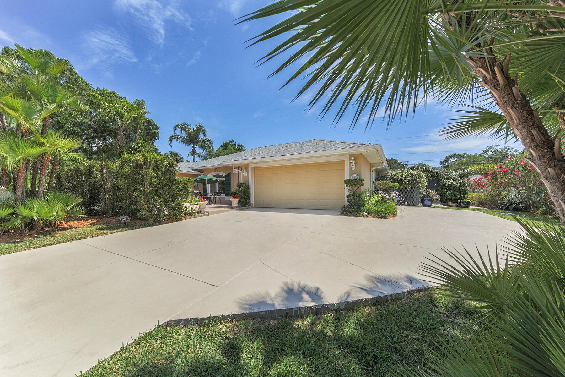 独户住宅 为 销售 在 SOUTH VENICE 700 Bradenton Rd 威尼斯, 佛罗里达州, 34293 美国