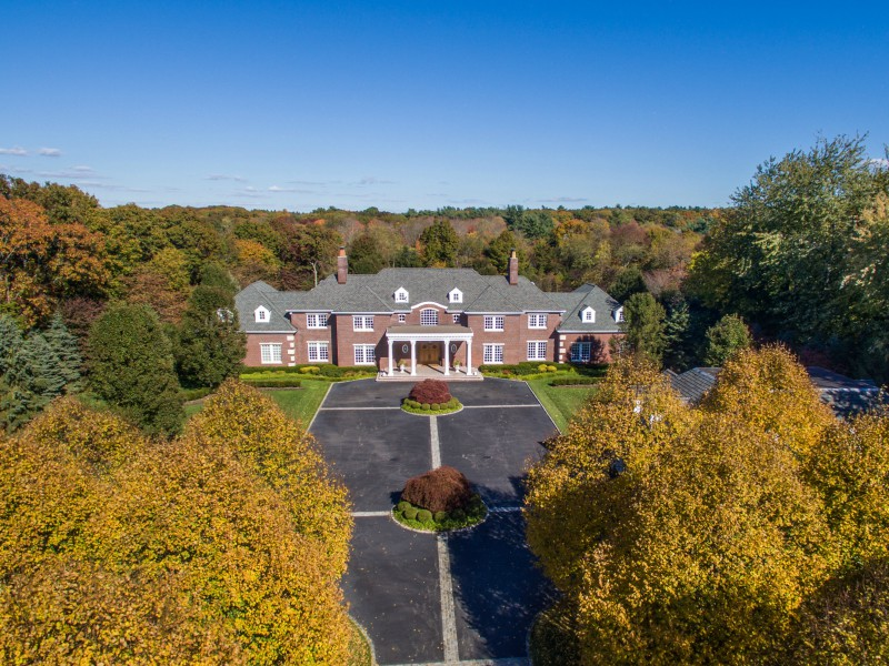 Villa per Vendita alle ore Estate Bel Air Ct Upper Brookville, New York, 11771 Stati Uniti