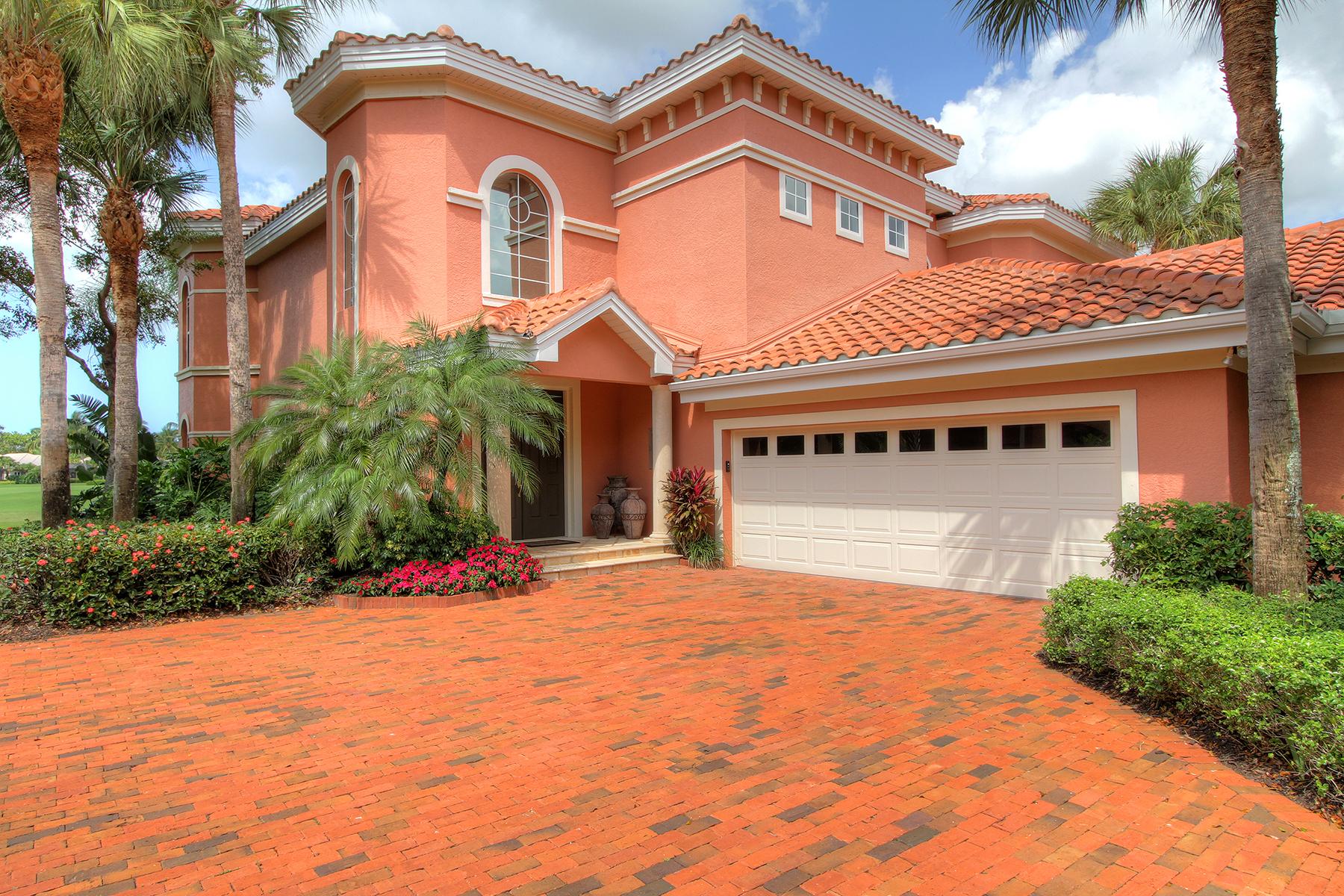 Condomínio para Venda às Naples 2408 Terra Verde Ln 2408 Naples, Florida, 34105 Estados Unidos