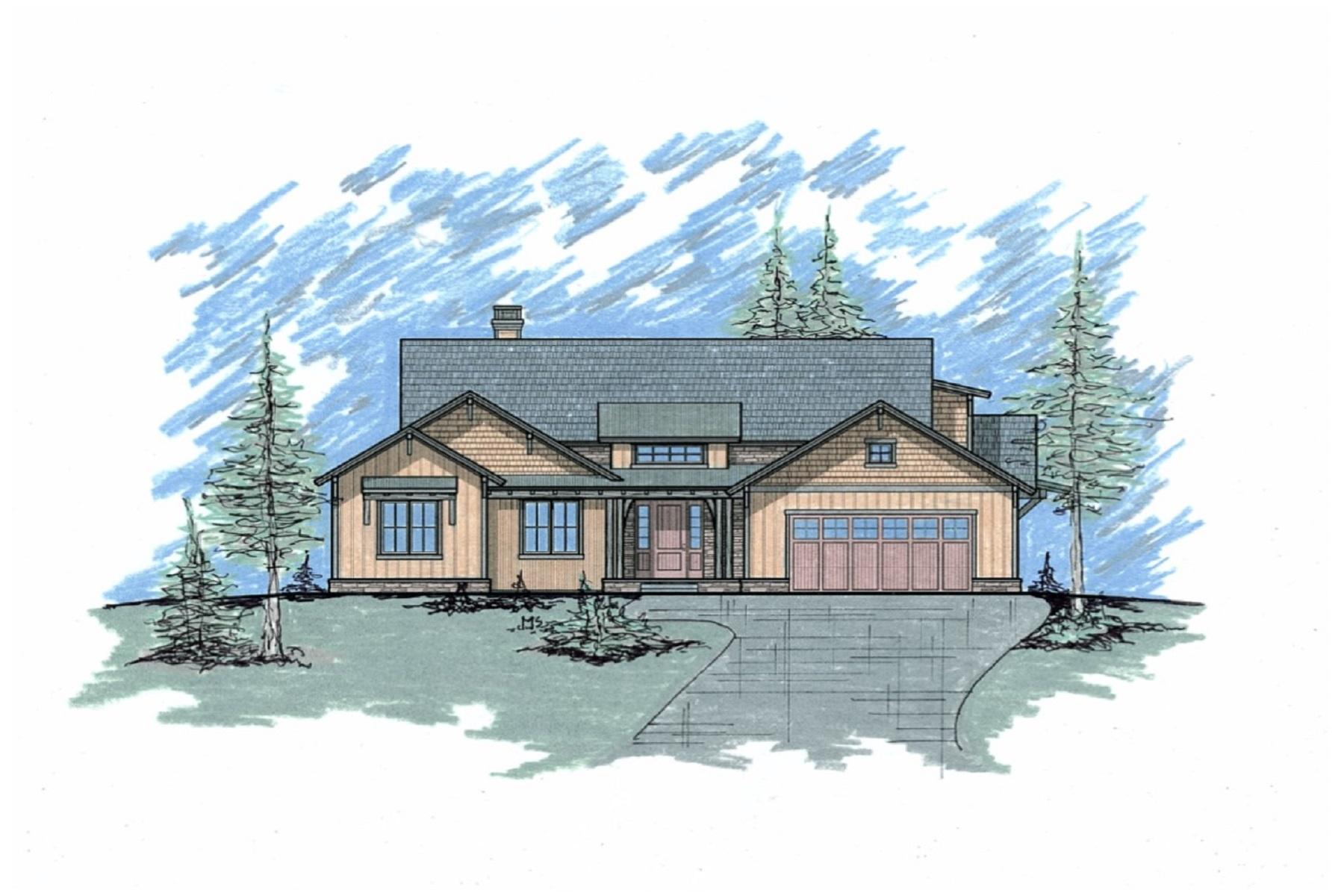Casa para uma família para Venda às 2733 Bunkhouse Pl 2733 Bunkhouse Place Missoula, Montana, 59802 Estados Unidos