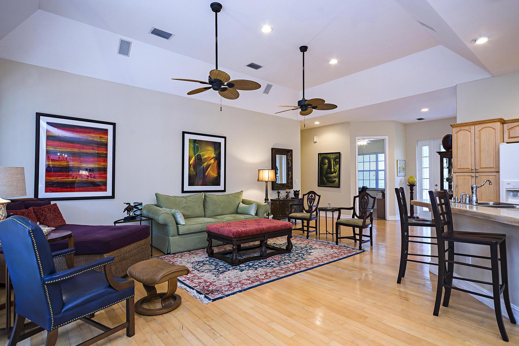 一戸建て のために 売買 アット OAKES ESTATES 5930 English Oakes Ln Naples, フロリダ 34119 アメリカ合衆国