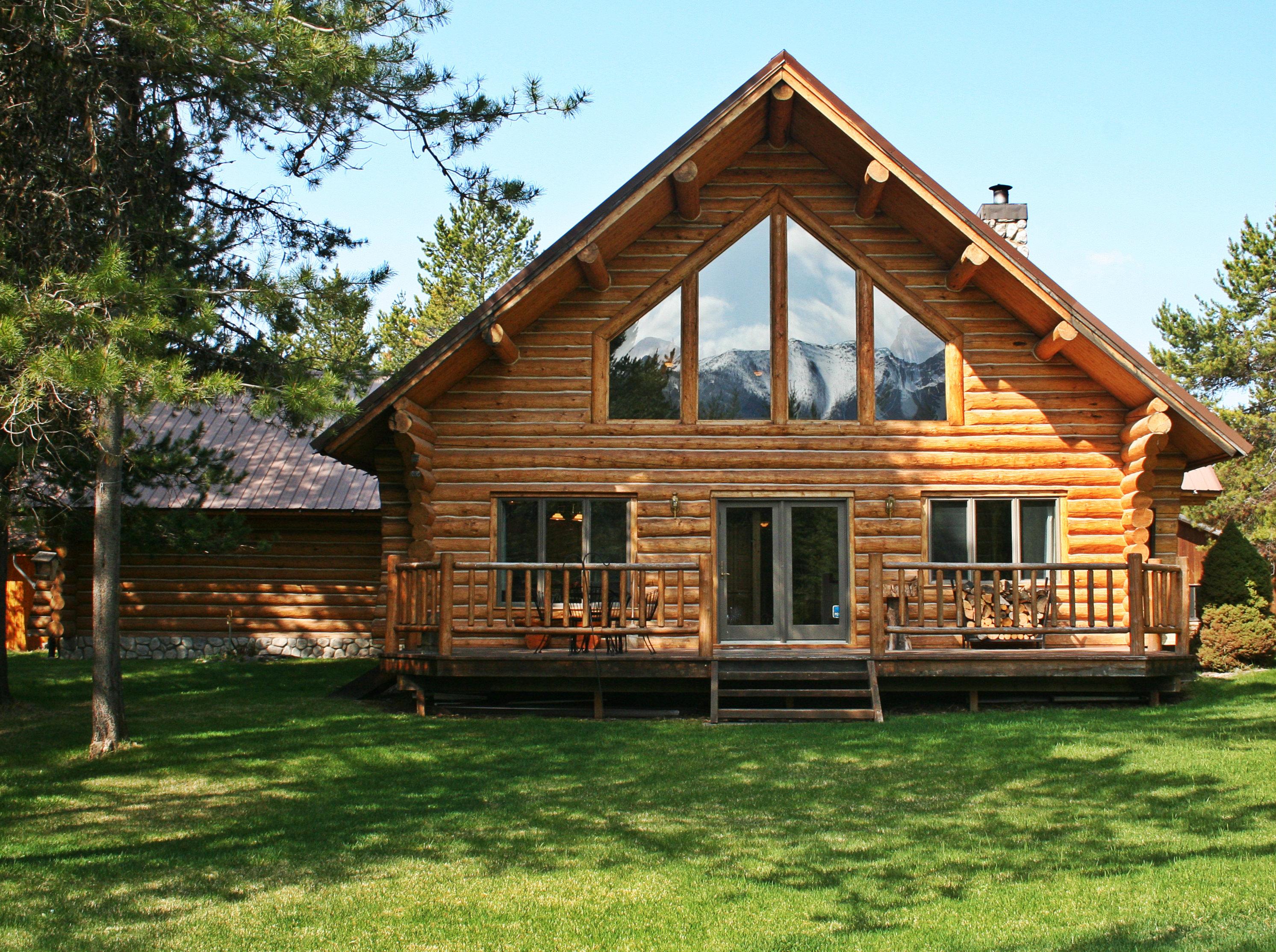 Casa para uma família para Venda às 375 Rumble Creek 375 Rumble Creek Rd Condon, Montana, 59826 Estados Unidos