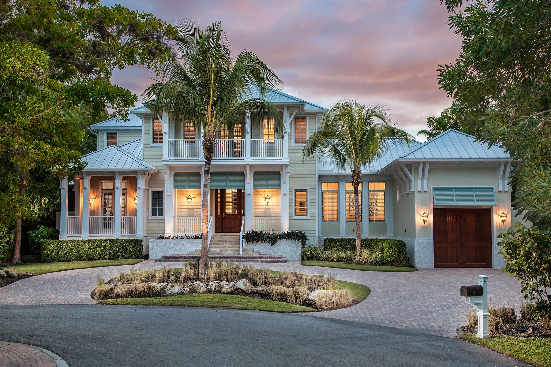 共管物業 為 出售 在 AQUALANE SHORES 832 21ST Ct SE Aqualane Shores, Naples, 佛羅里達州, 34102 美國