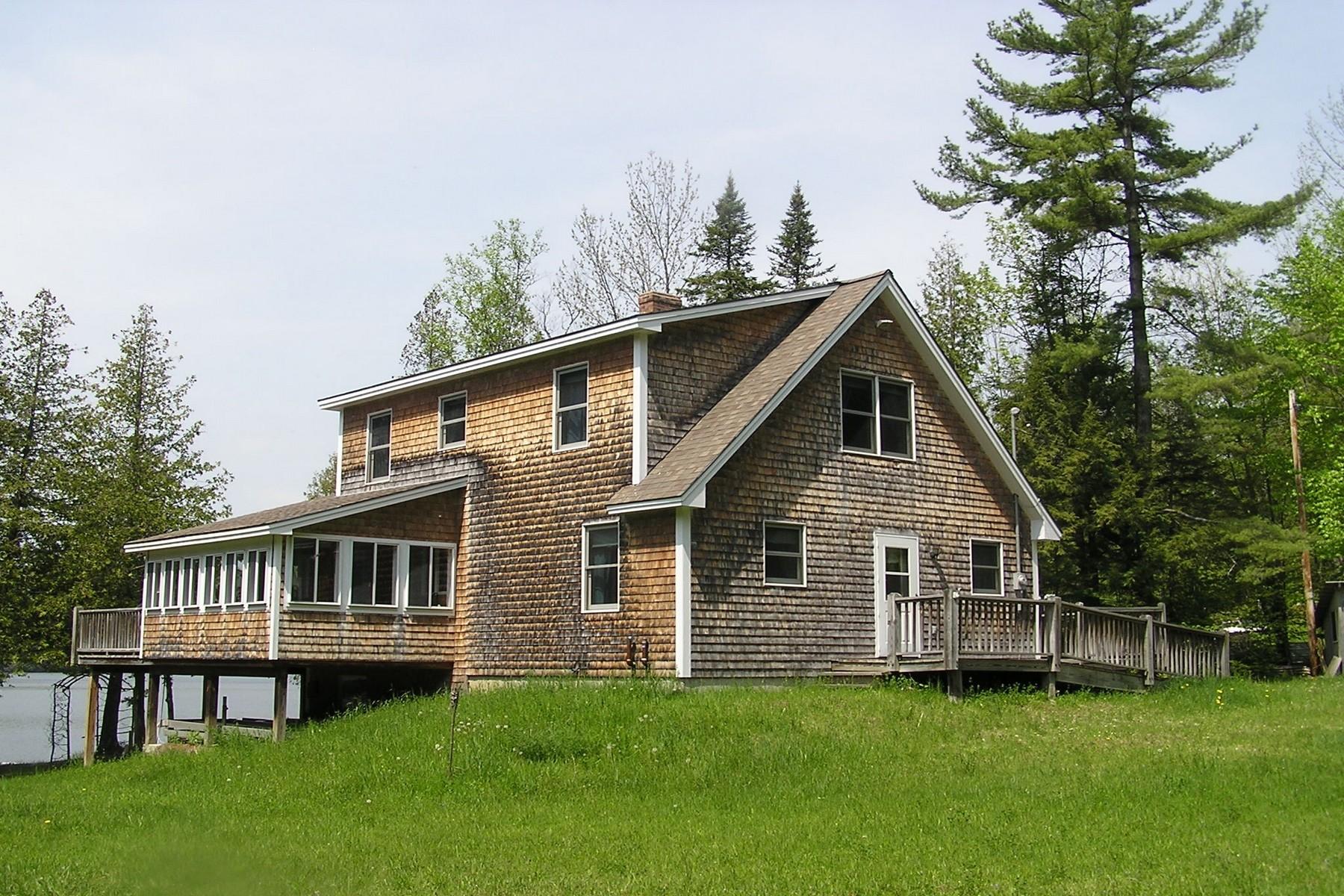 단독 가정 주택 용 매매 에 182 Camp Rd, Peacham Peacham, 베르몬트, 05862 미국