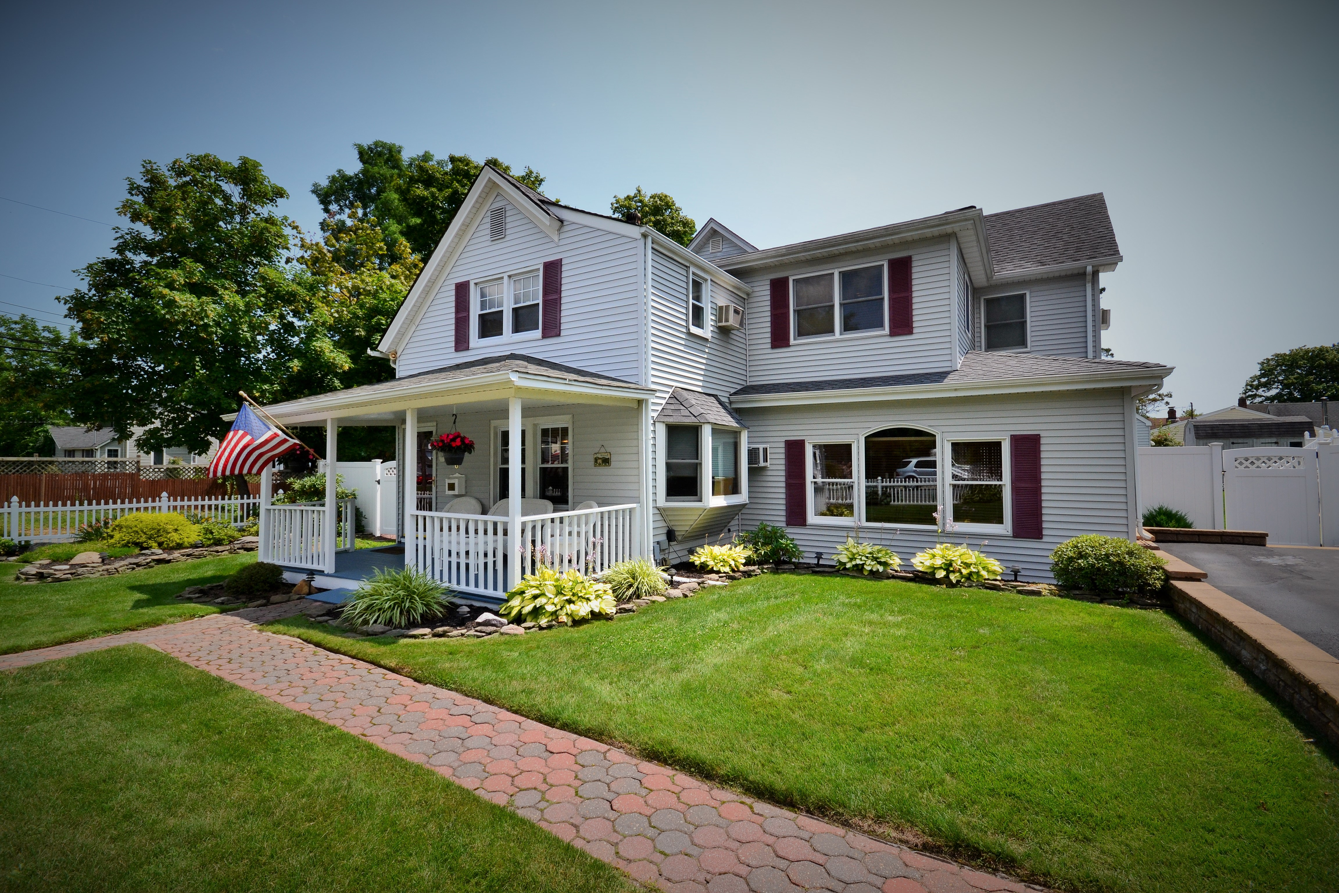 Single Family Home for Sale at Colonial 36 Hiddink St Sayville, New York 11782 United States