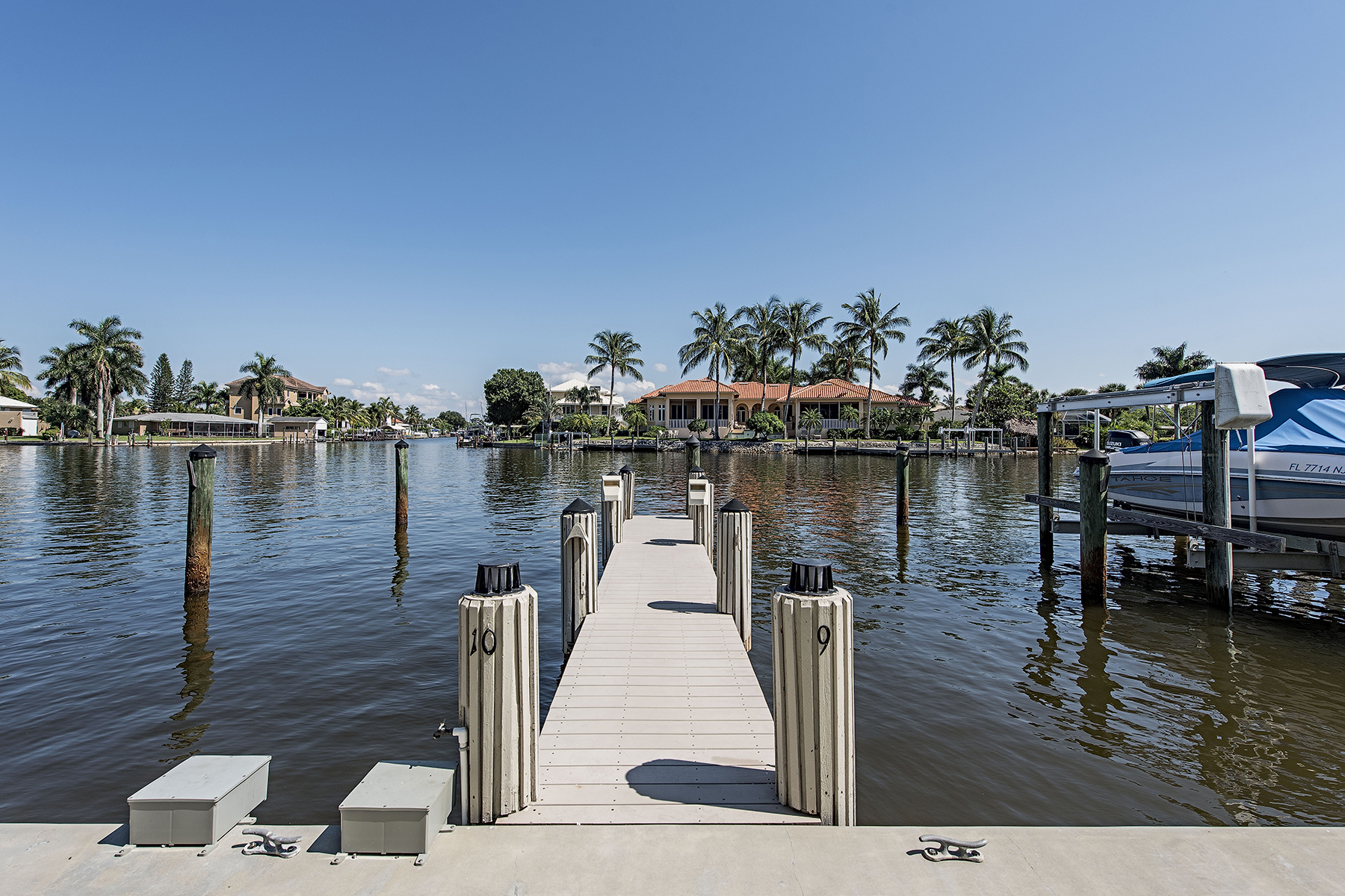 Property For Sale at VANDERBILT YACHT & RACQUET CLUB