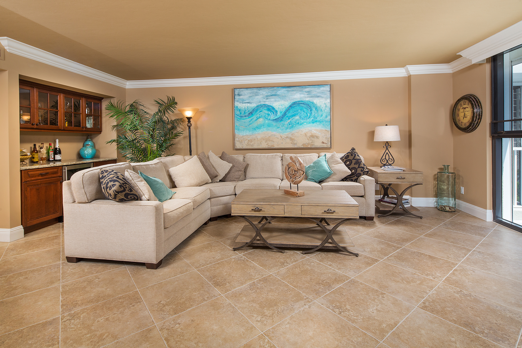 Condomínio para Venda às PARK SHORE - MONACO BEACH CLUB 4401 Gulf Shore Blvd N 1006 Naples, Florida, 34103 Estados Unidos