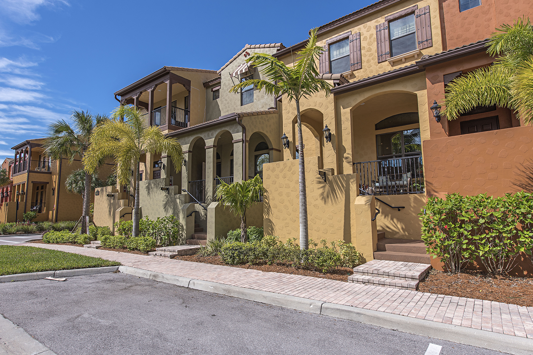 Condominium for Sale at LELY RESORT - OLE 9055 Capistrano St N 4208 Naples, Florida, 34113 United States