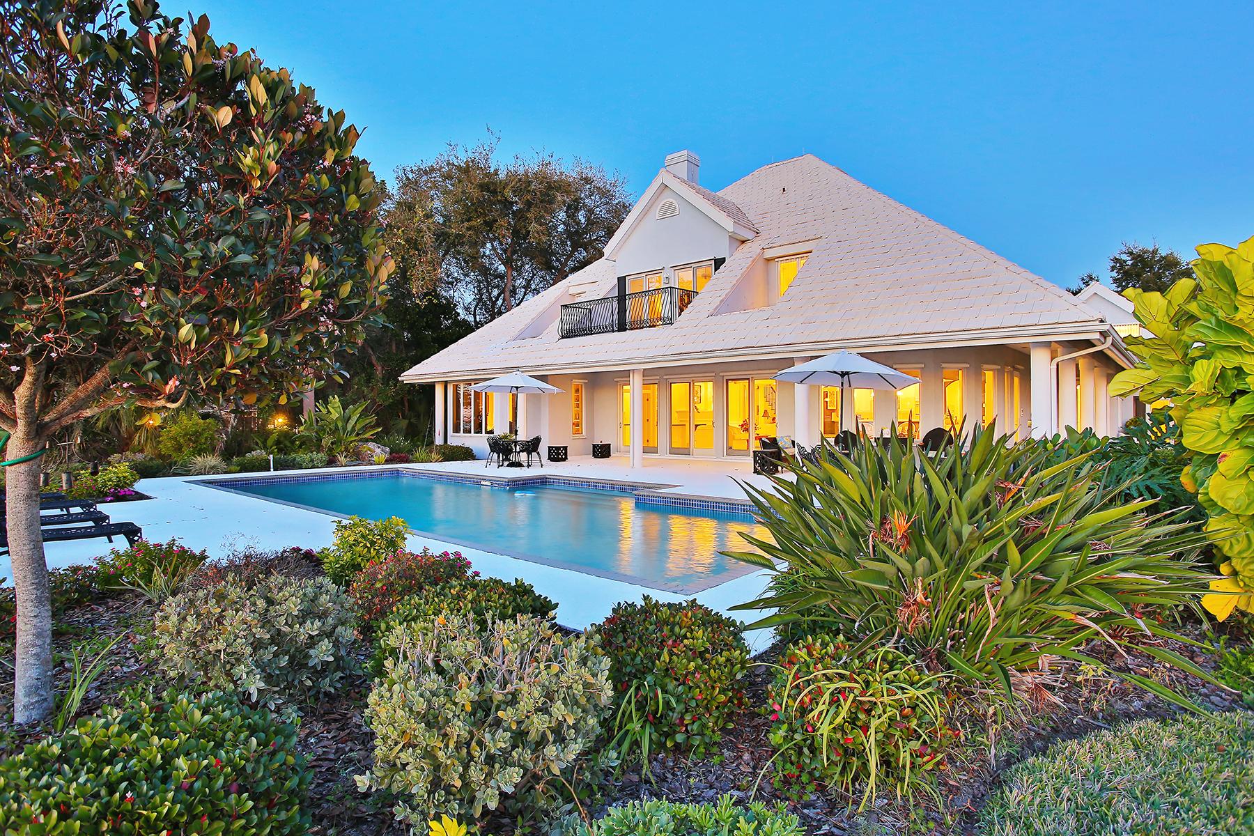 Casa Unifamiliar por un Venta en LONGBAY 8152 Longbay Blvd Sarasota, Florida 34243 Estados Unidos