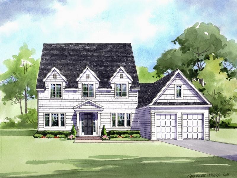 Tek Ailelik Ev için Satış at Colonial Aberdeen Dr Huntington, New York 11743 Amerika Birleşik Devletleri