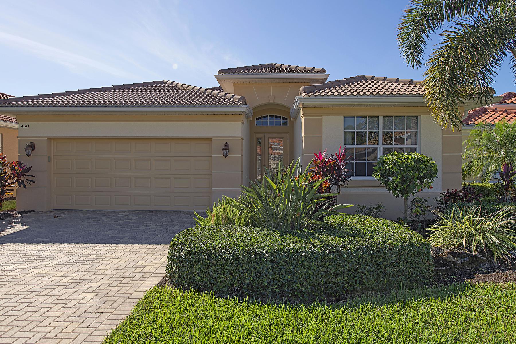 Casa Unifamiliar por un Venta en THE RESERVE AT ESTERO 9147 Astonia Way Estero, Florida, 33967 Estados Unidos