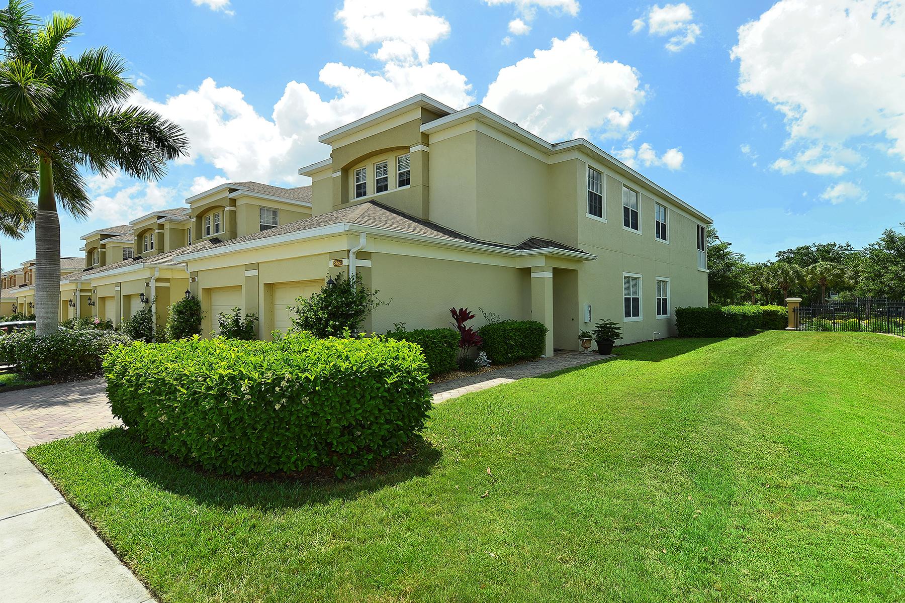Condominium for Sale at SARASOTA 8664 Karpeal Dr 208 Sarasota, Florida, 34238 United States