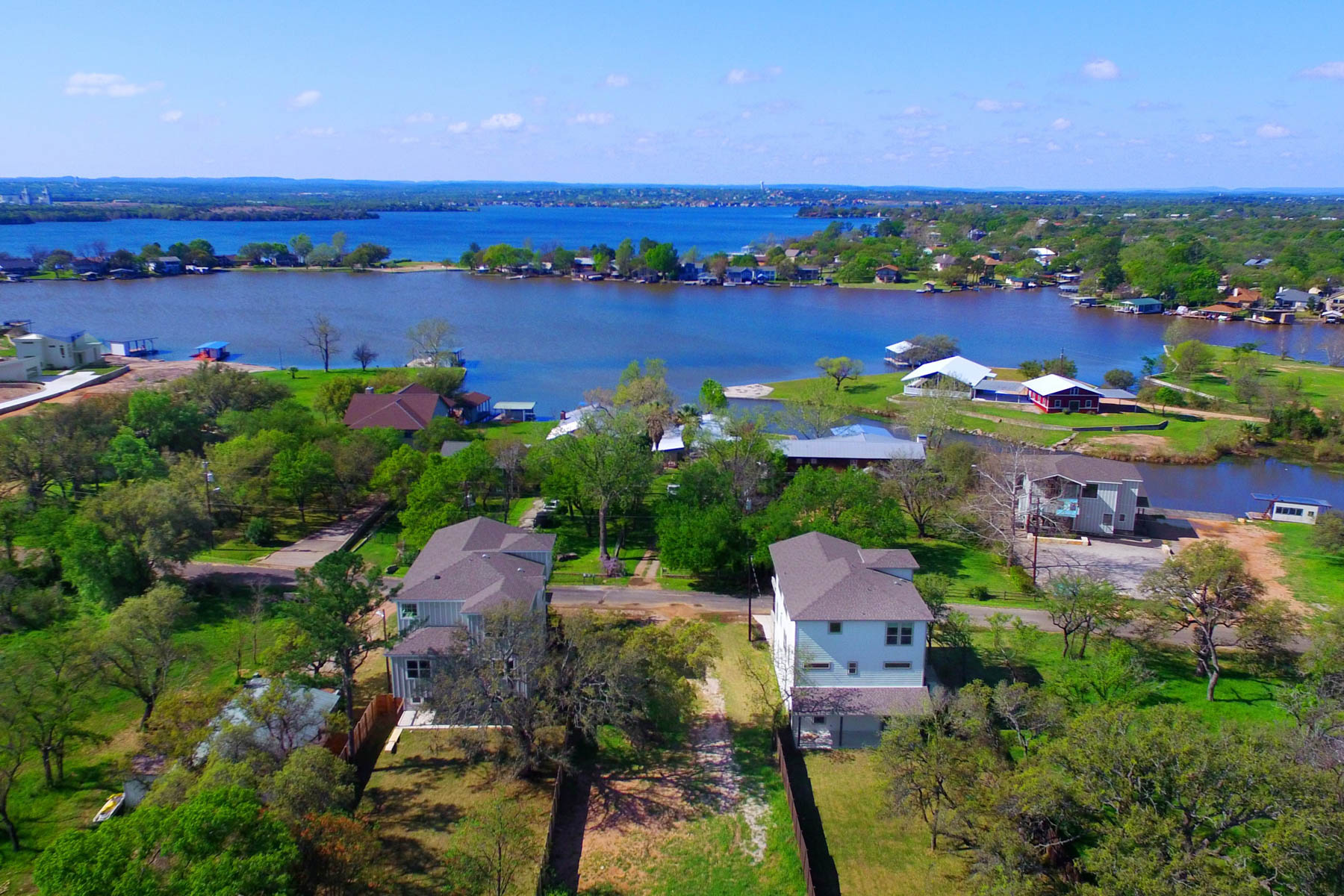Single Family Home for Sale at To Be Built in Woodland Hills 1517 Hilltop Dr Granite Shoals, Texas 78654 United States