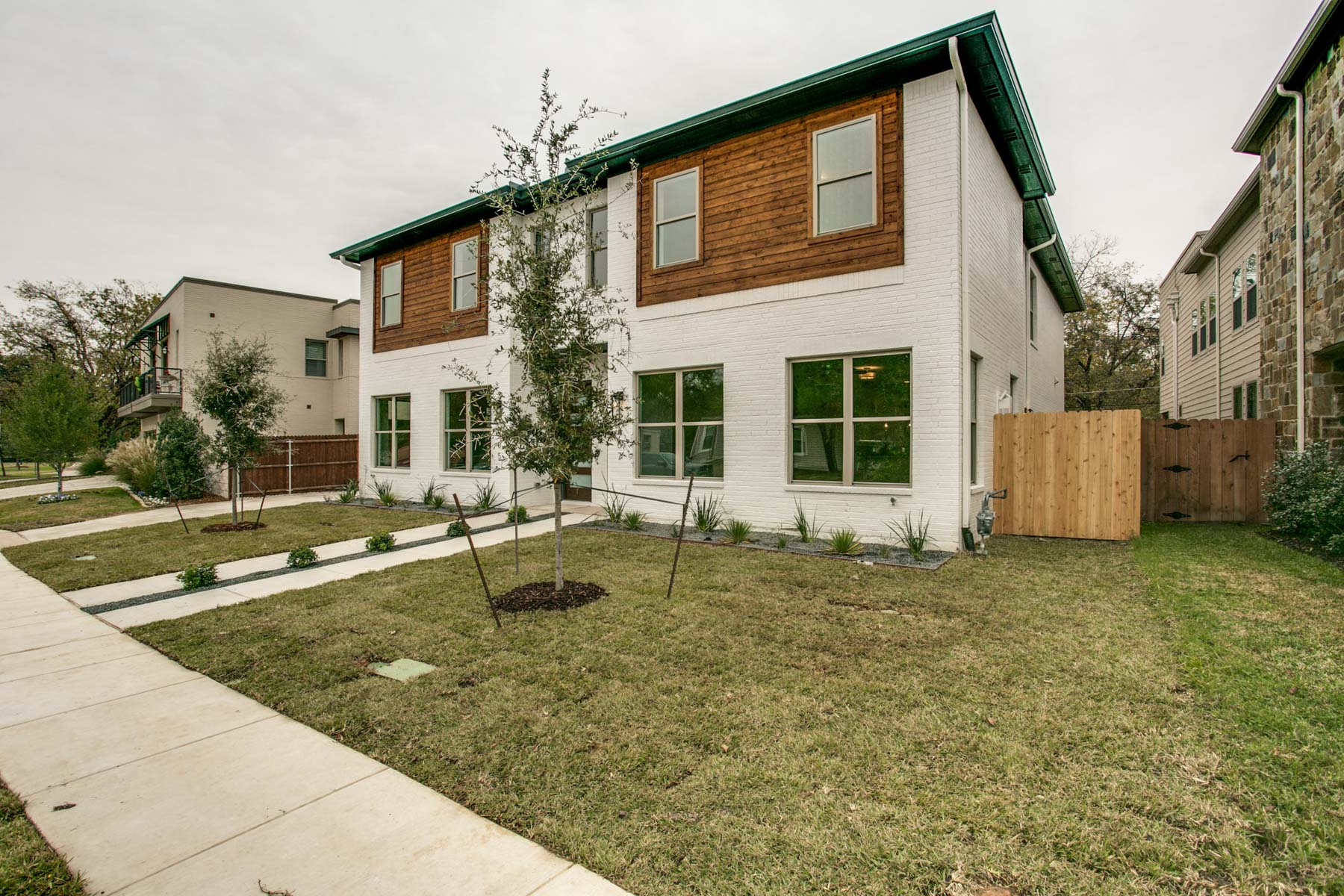 Villetta a schiera per Vendita alle ore 405 Wimberly Street, Fort Worth Fort Worth, Texas, 76107 Stati Uniti