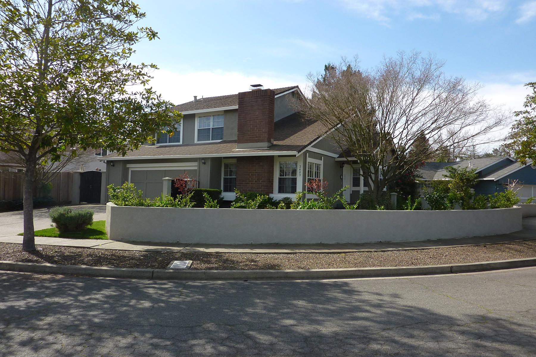 独户住宅 为 销售 在 2409 Stonehouse Ct, Napa, CA 94558 2409 Stonehouse Ct 纳帕, 加利福尼亚州, 94558 美国