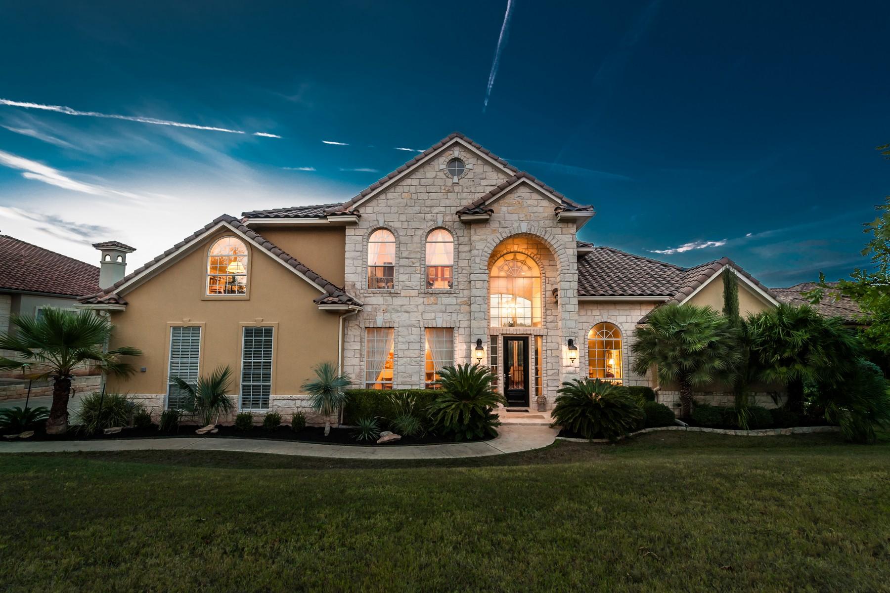Nhà ở một gia đình vì Bán tại Estate Home in Walkable Neighborhood 603 Hurst Creek Rd Lakeway, Texas 78734 Hoa Kỳ