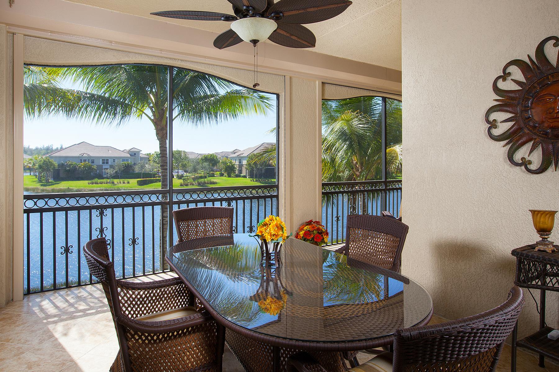 共管式独立产权公寓 为 销售 在 FIDDLER'S CREEK - VARENNA 9238 Tesoro Ln 201 那不勒斯, 佛罗里达州, 34114 美国