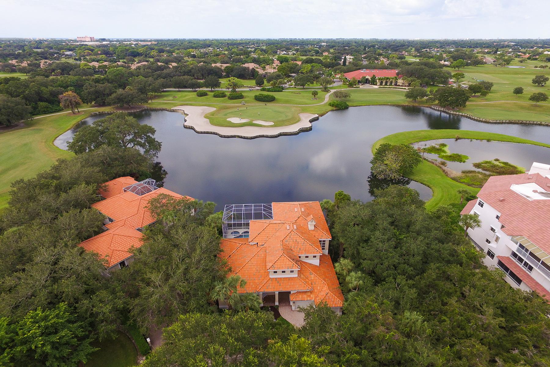 独户住宅 为 销售 在 PRESTANCIA 7466 Monte Verde 萨拉索塔, 佛罗里达州 34238 美国