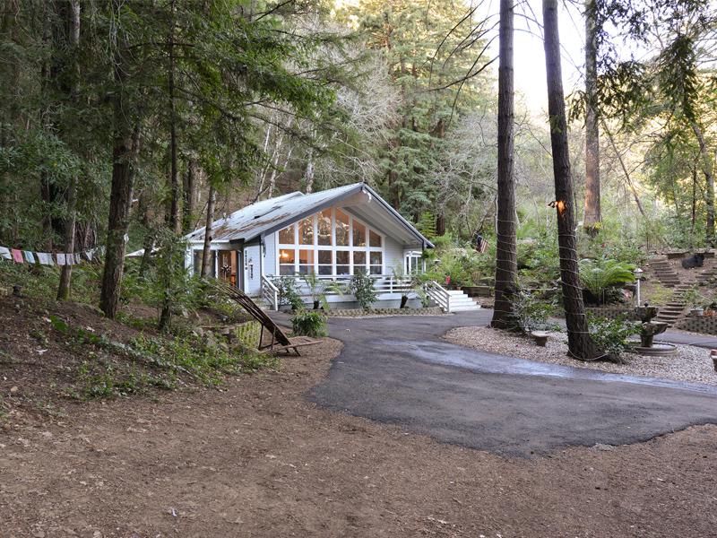 Casa para uma família para Venda às 3397 Mount Veeder Rd, Napa, CA 94558 3397 Mount Veeder Rd Napa, Califórnia 94558 Estados Unidos