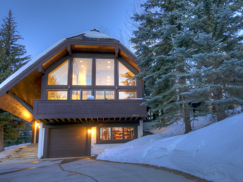 Duplex for Sale at Cascade Village Ski Chalet 1460 Greenhill Ct A Cascade, Vail, Colorado 91657 United States