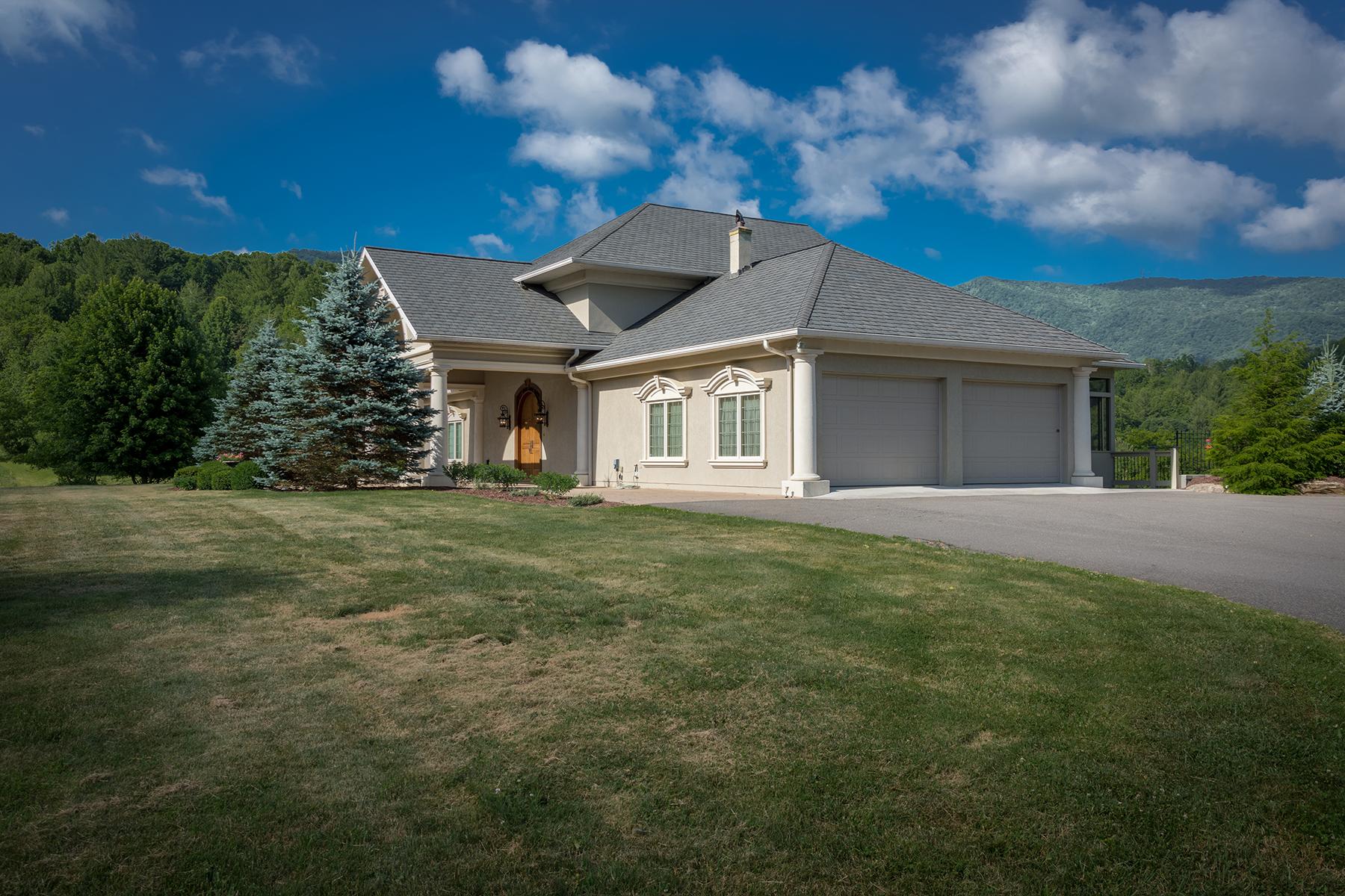 Nhà ở một gia đình vì Bán tại ROCKY RIDGE ESTATE 1352 Deep Ford Rd Rd Lansing, Bắc Carolina 28643 Hoa Kỳ