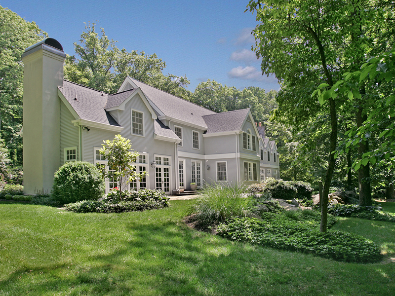 Casa Unifamiliar por un Venta en Large Home on 20 Acres 4850 Province Line Road Princeton, Nueva Jersey 08540 Estados Unidos