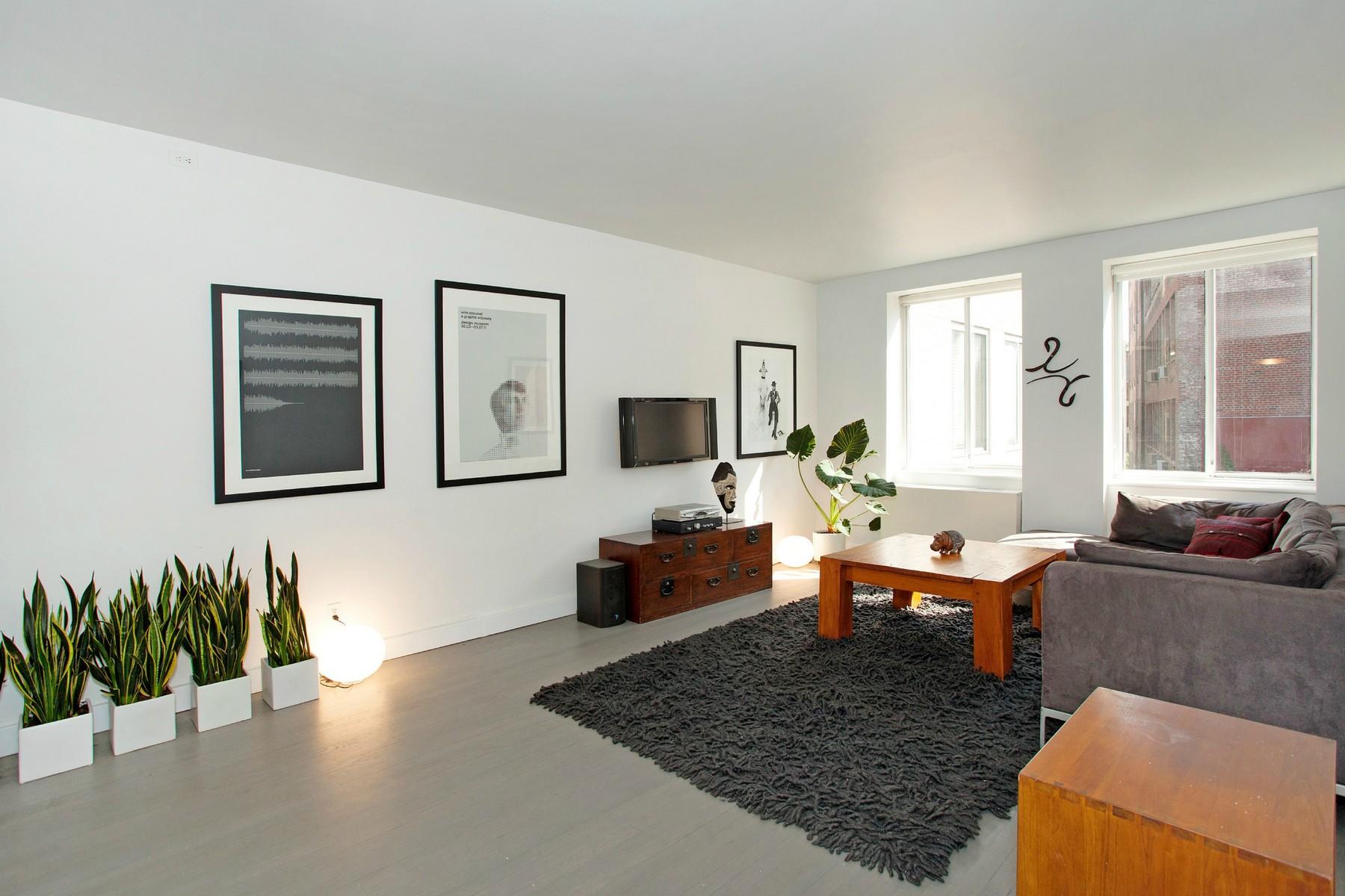 Apartamento para Venda às Co-Op 167 Perry St 6 6L New York, Nova York 10014 Estados Unidos