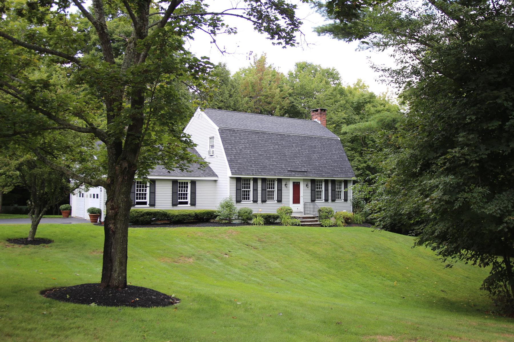 Maison unifamiliale pour l Vente à 108 Job Seamans Acres, New London New London, New Hampshire 03257 États-Unis