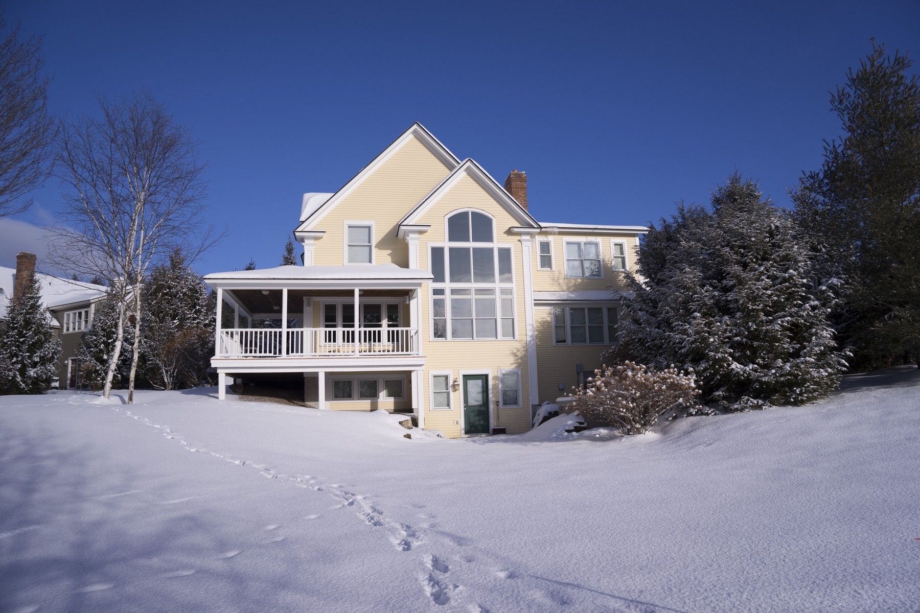 Single Family Home for Sale at 41 Hunger, Stowe 41 Hunger Ln Stowe, Vermont 05672 United States