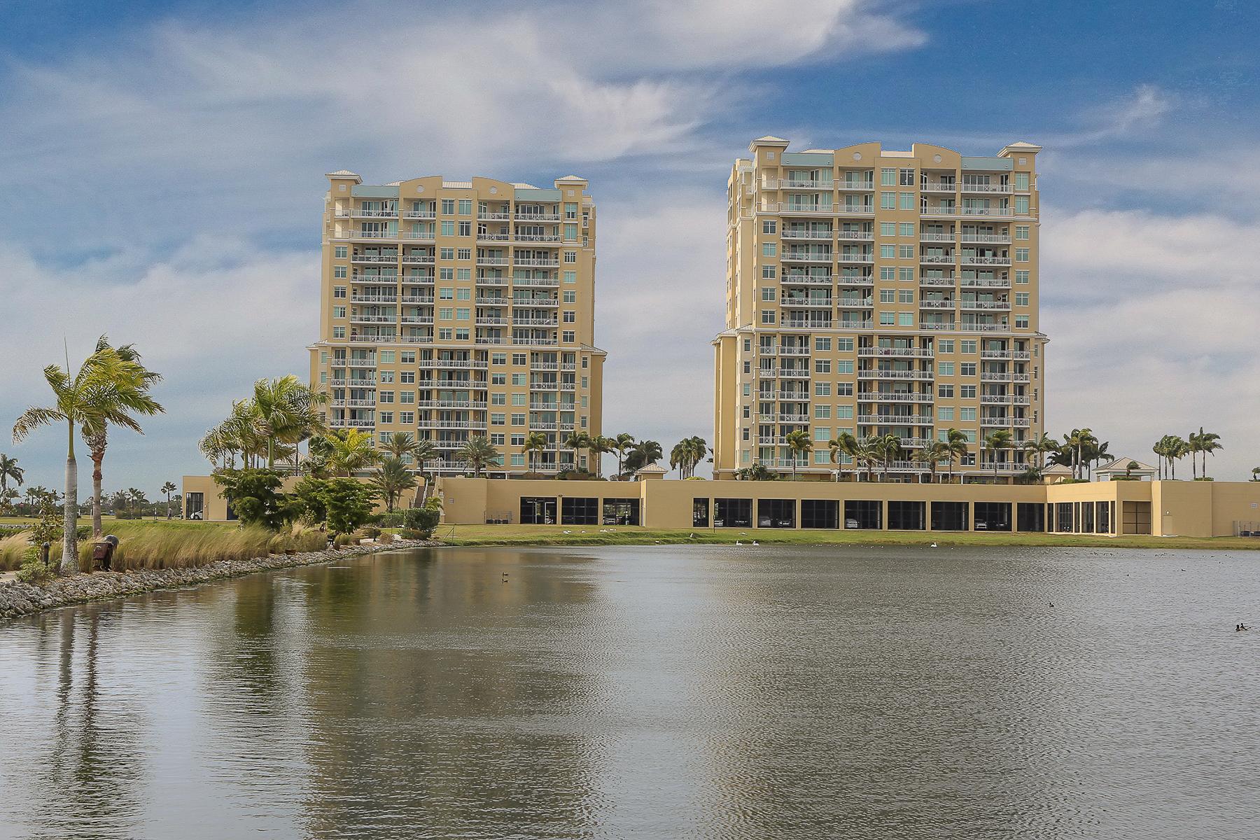 共管式独立产权公寓 为 销售 在 RIVIERA DUNES 130 Riviera Dunes Way 406 Palmetto, 佛罗里达州 34221 美国